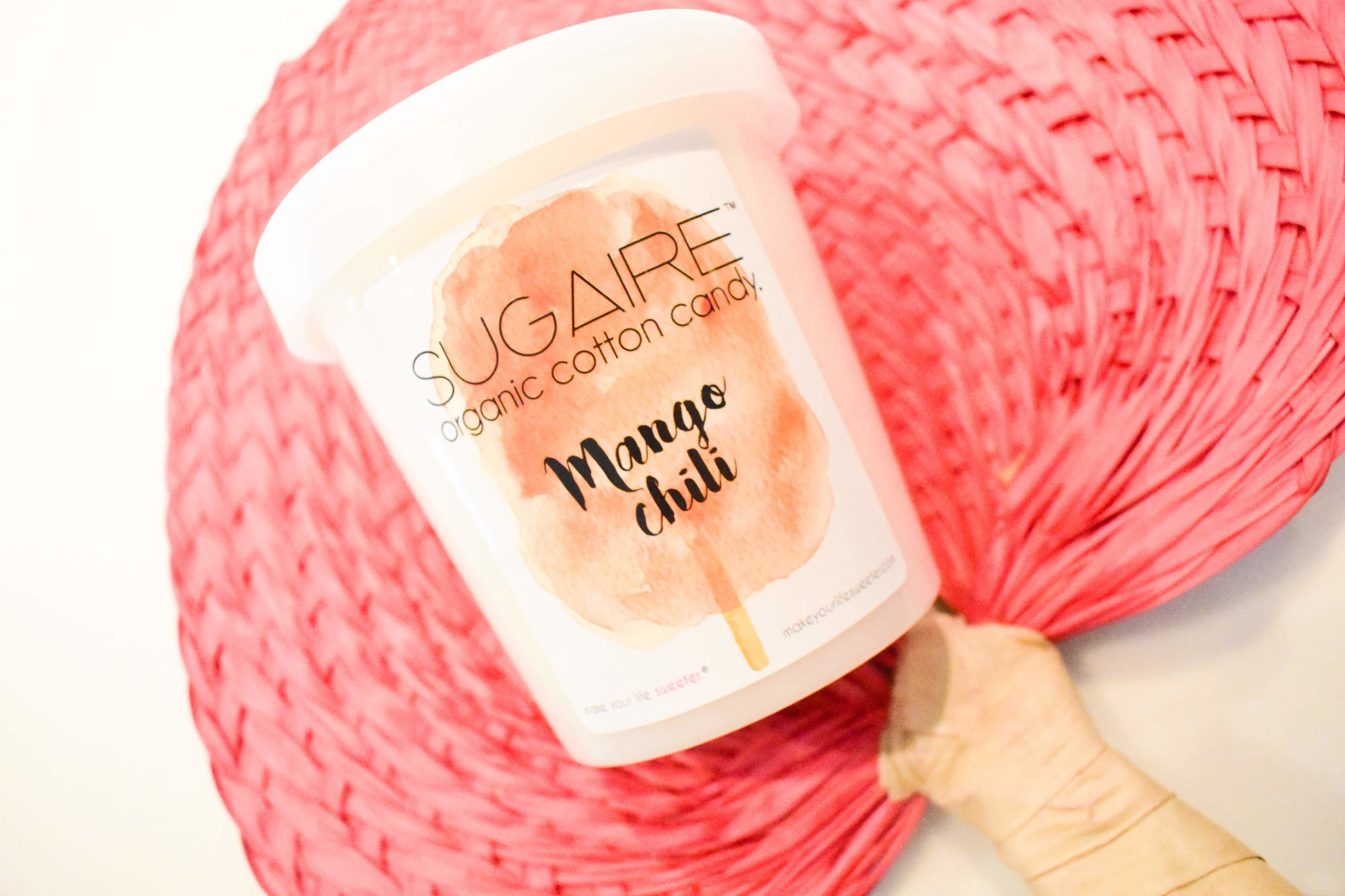 Sugaire Organic Cotton Candy - Plano Profile Cover Party