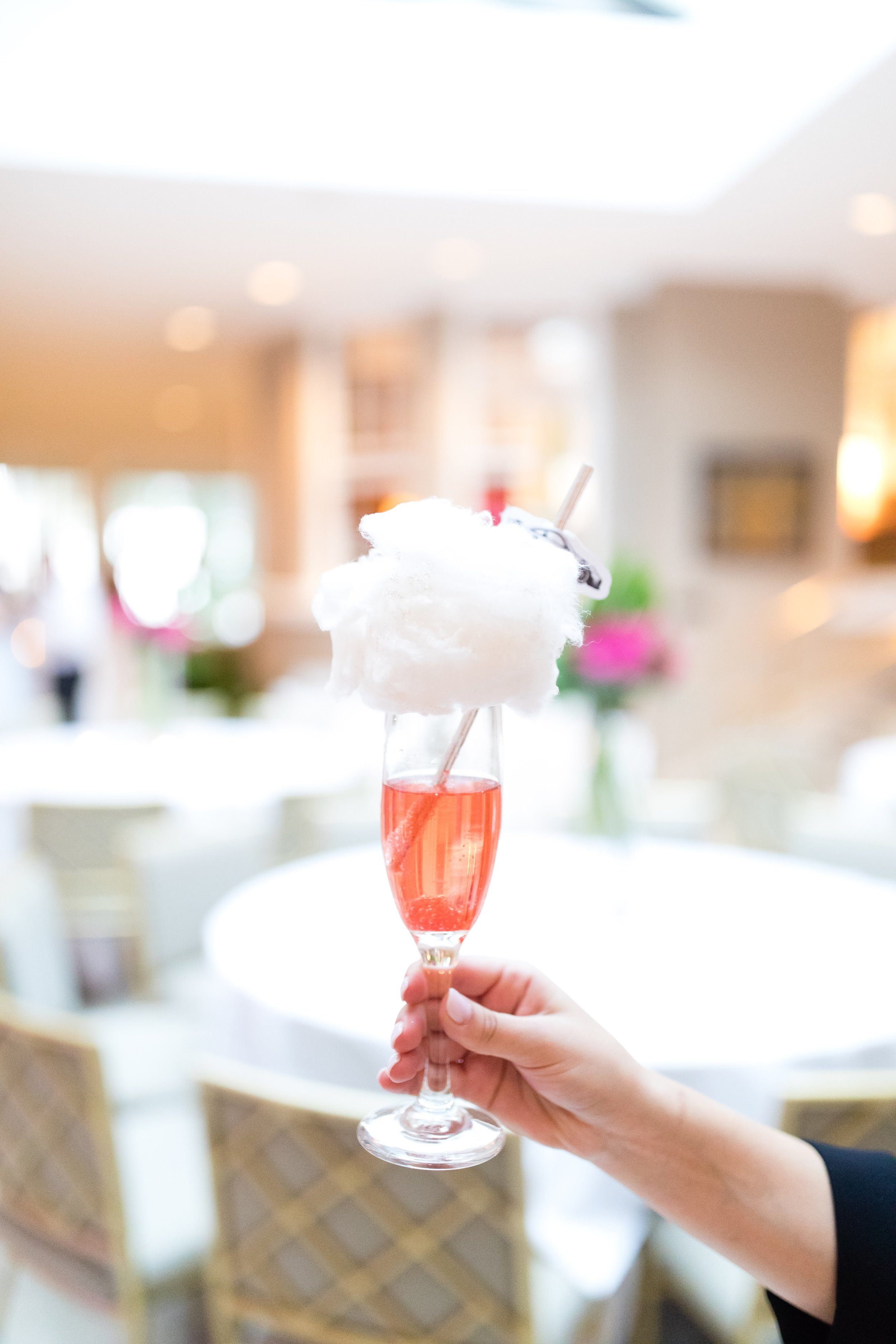 Sugaire Organic Cotton Candy Mocktail Infusion