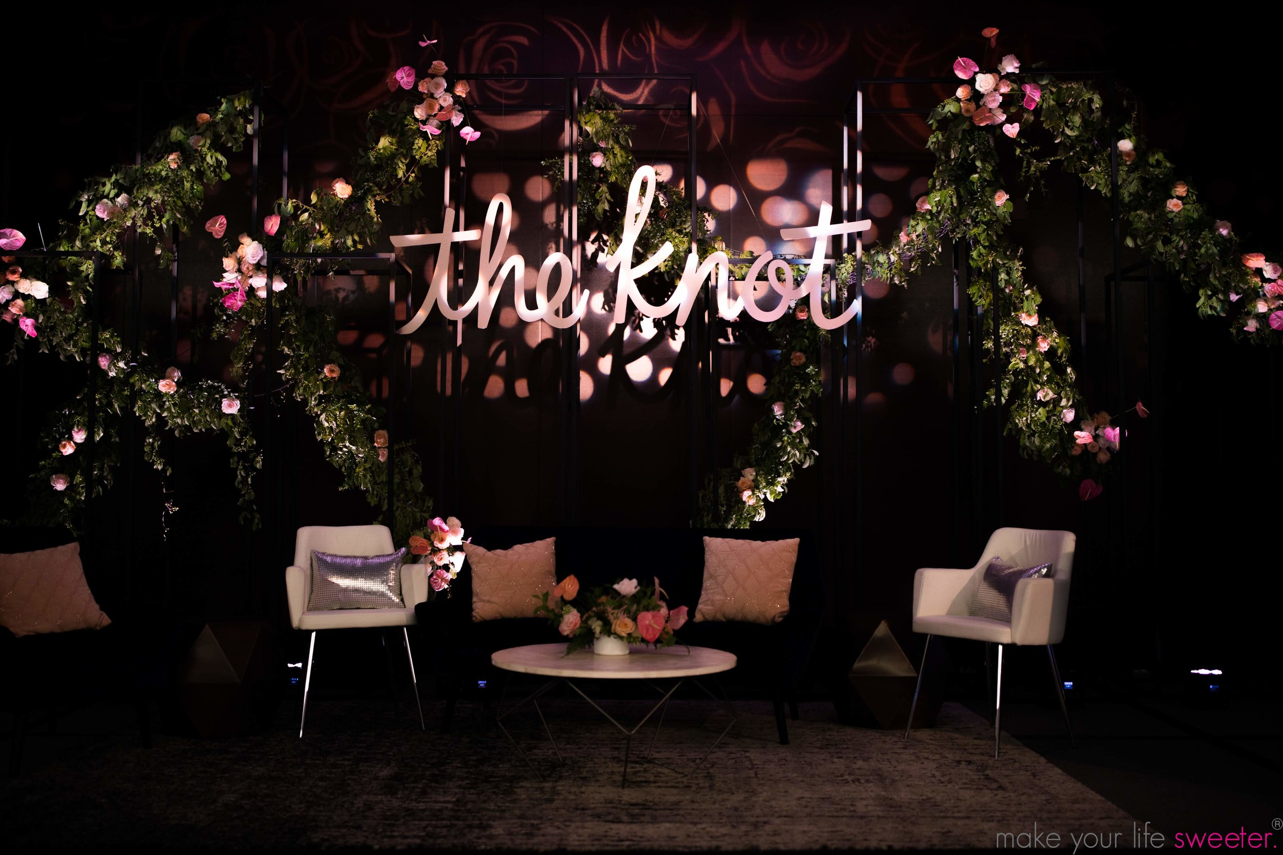 Make Your Life Sweeter Events - The Knot Pro