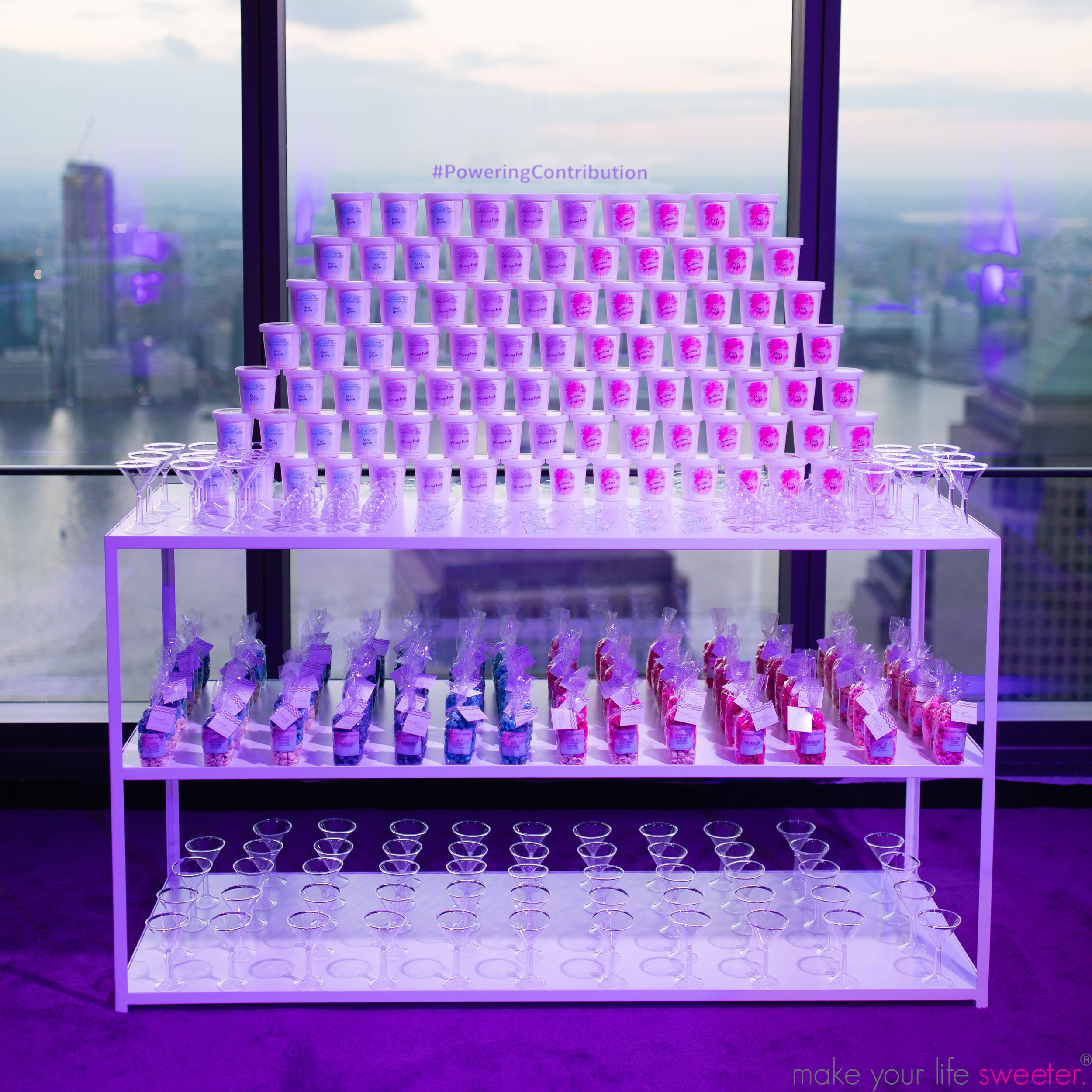 Make Your Life Sweeter Events - Intel Influencer Launch Party