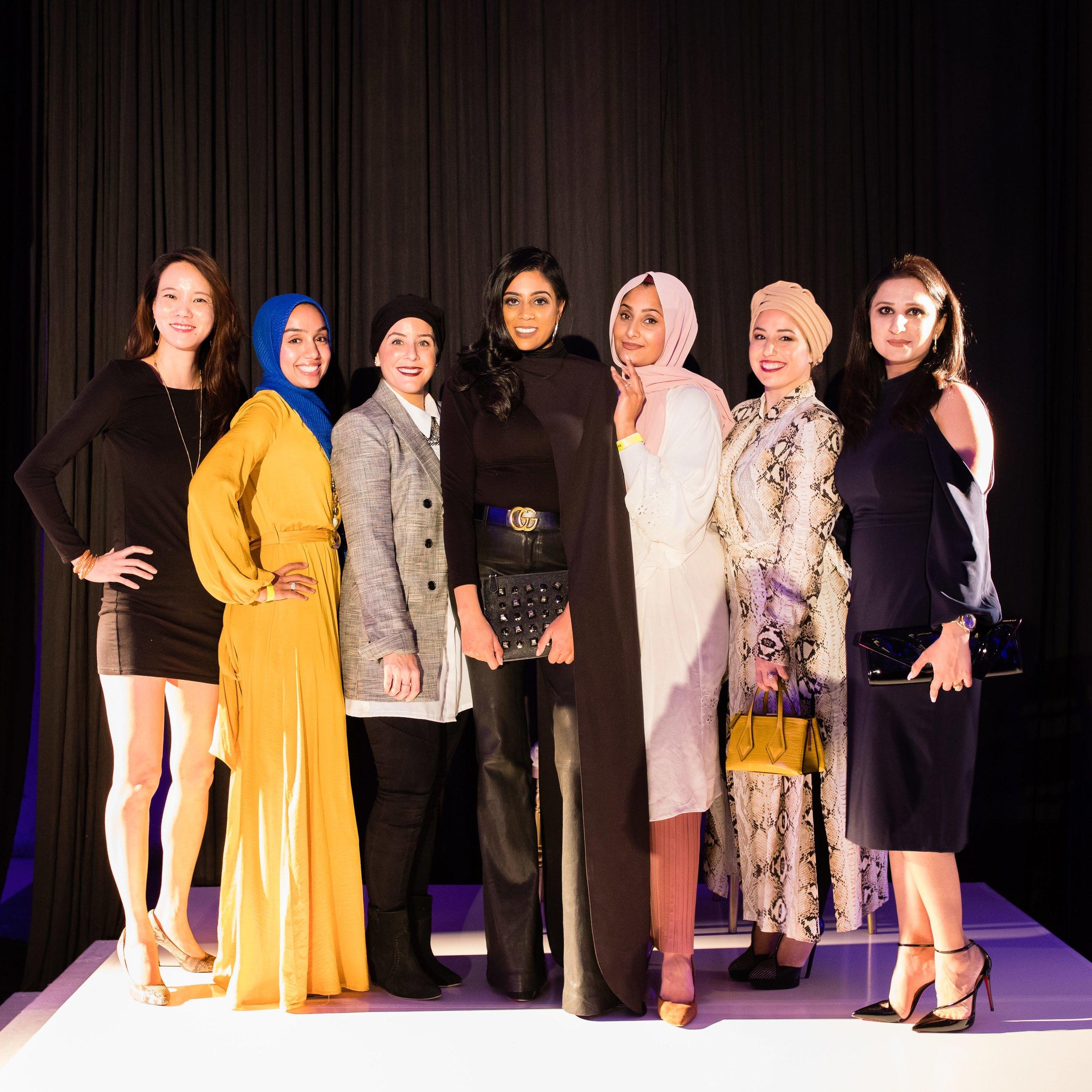 Yasmeen Tadia - Esé Azénabor Fashion Show 2018