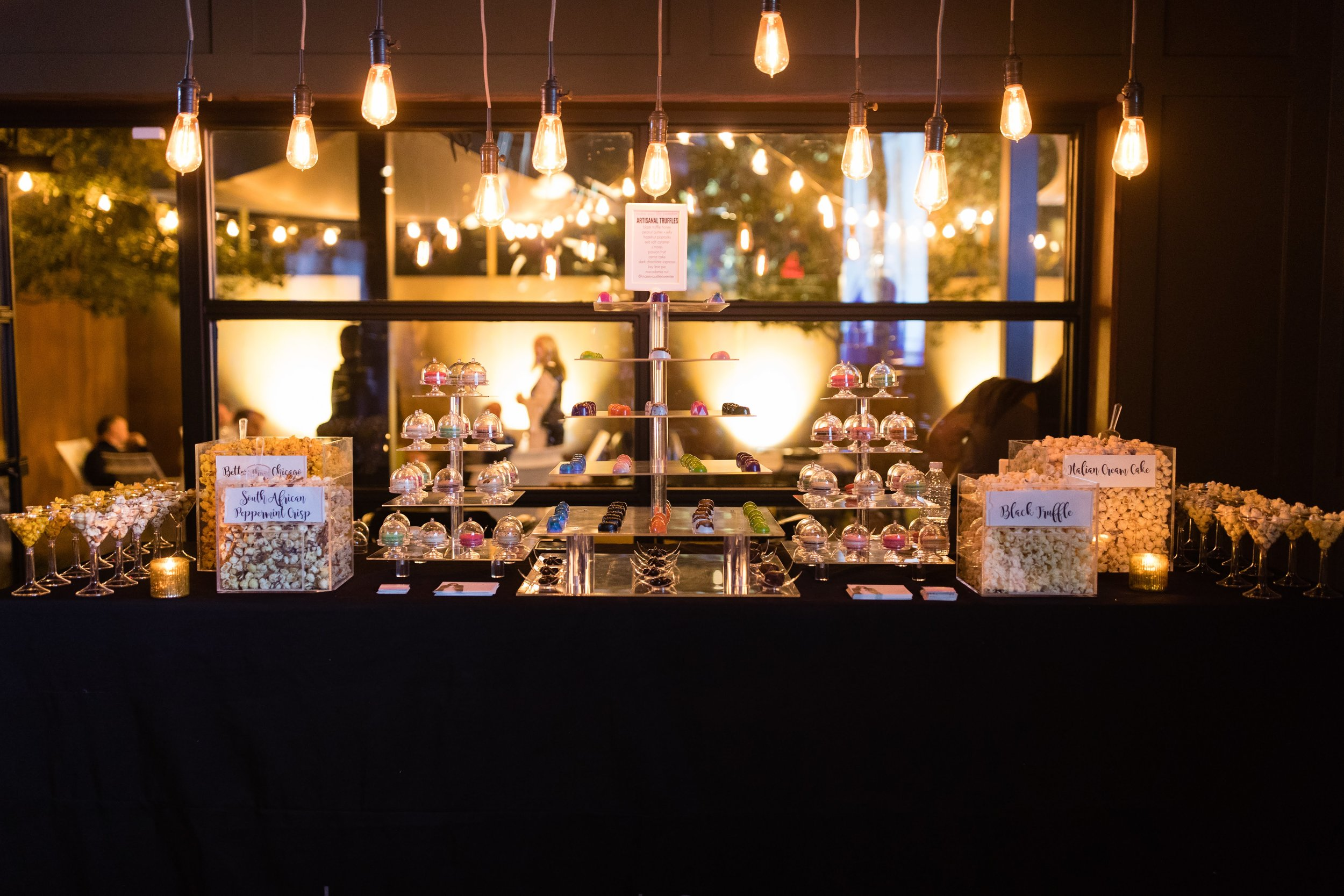 Make Your Life Sweeter Events - YPO Dine Around
