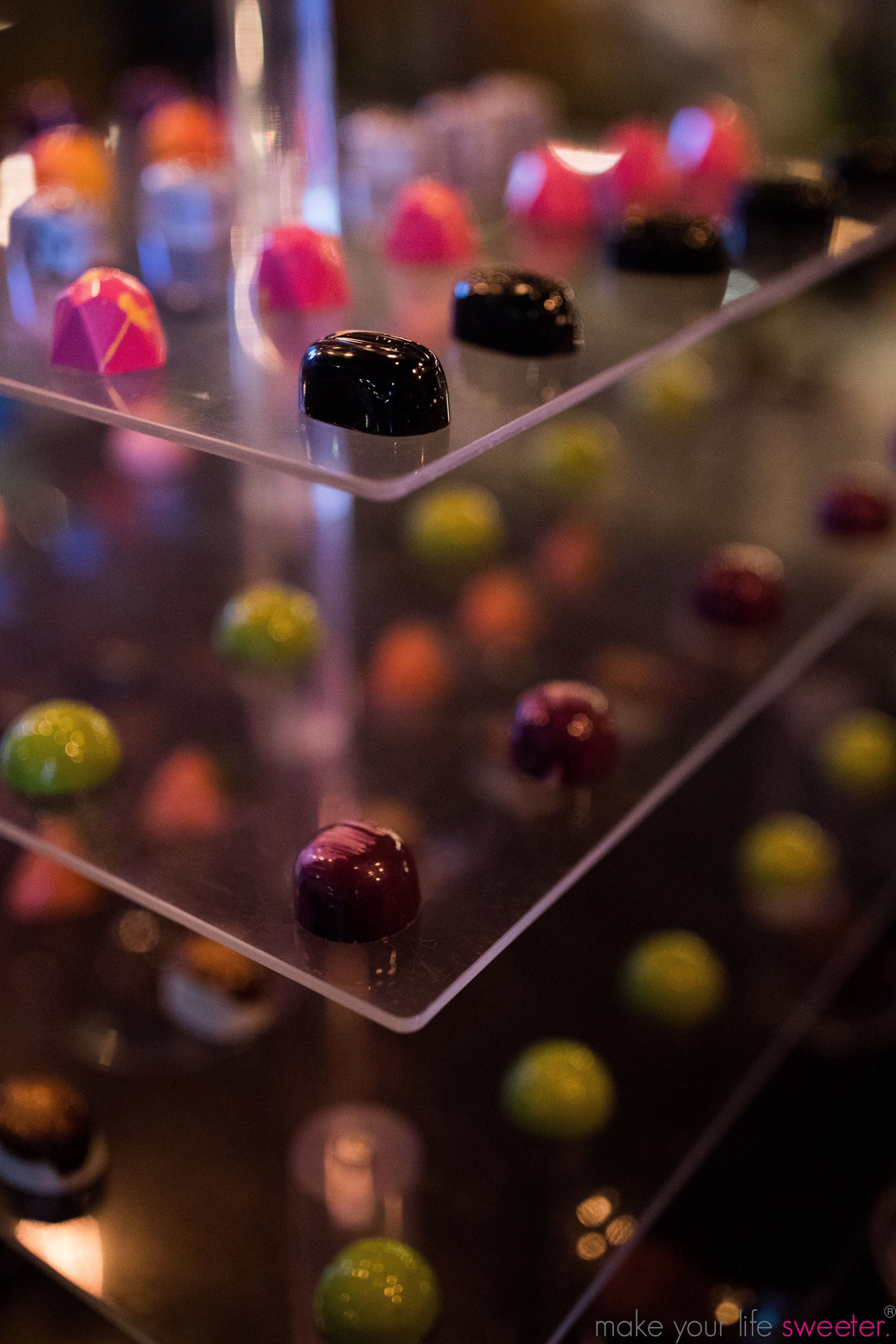 Make Your Life Sweeter Events - YPO Dine Around: ModSweets Artisanal Chocolate Tasting Bar