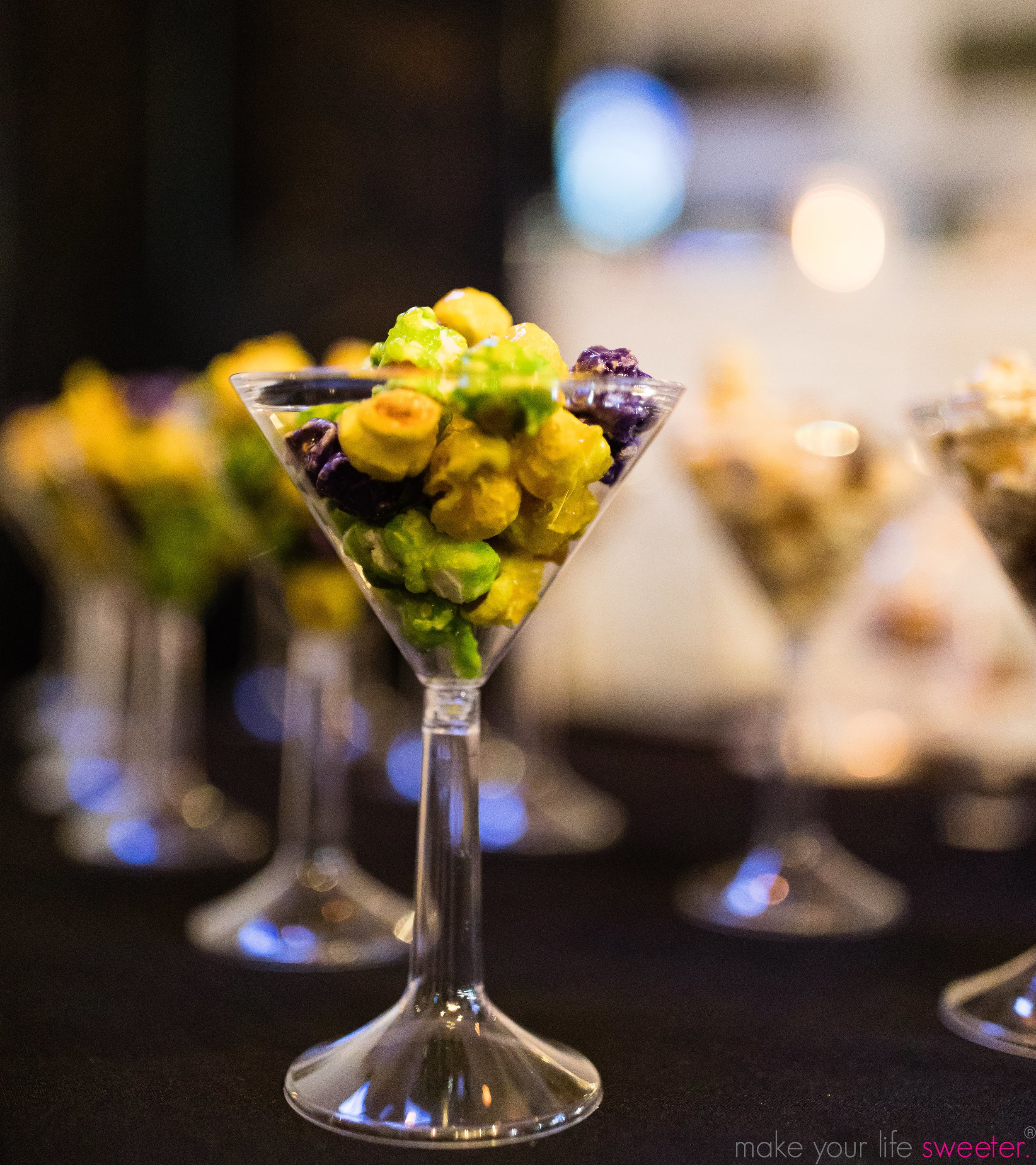 Make Your Life Sweeter Events - PWC New Orleans - HotPoppin Gourmet Popcorn Bar