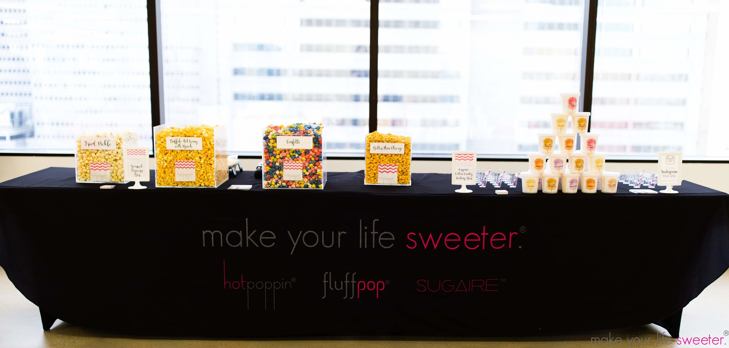 Make Your Life Sweeter Events - Women of Innovation DFW Startup Week