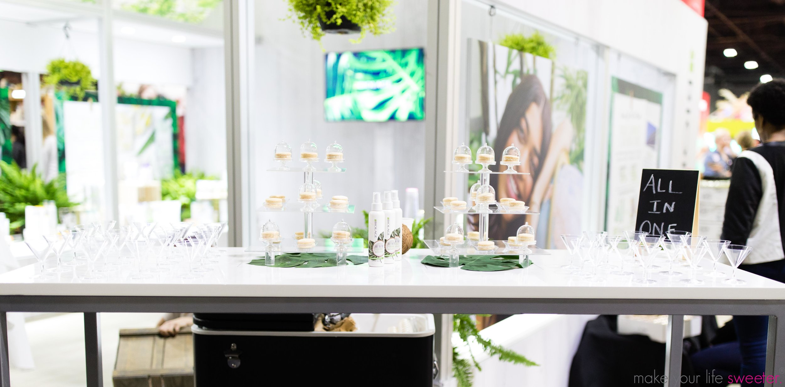Make Your Life Sweeter Events - Drybar and L'Oreal Showcase Ulta GM Conference