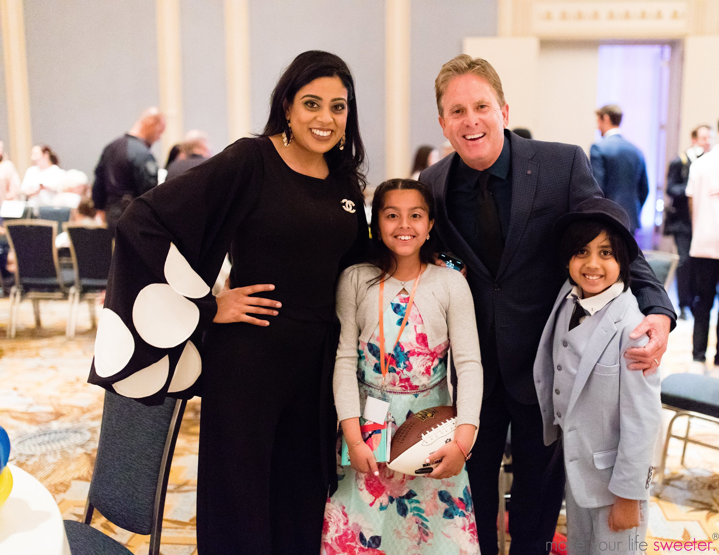 Make Your Life Sweeter Events - Children's Annual Cancer Fund Gala 2019