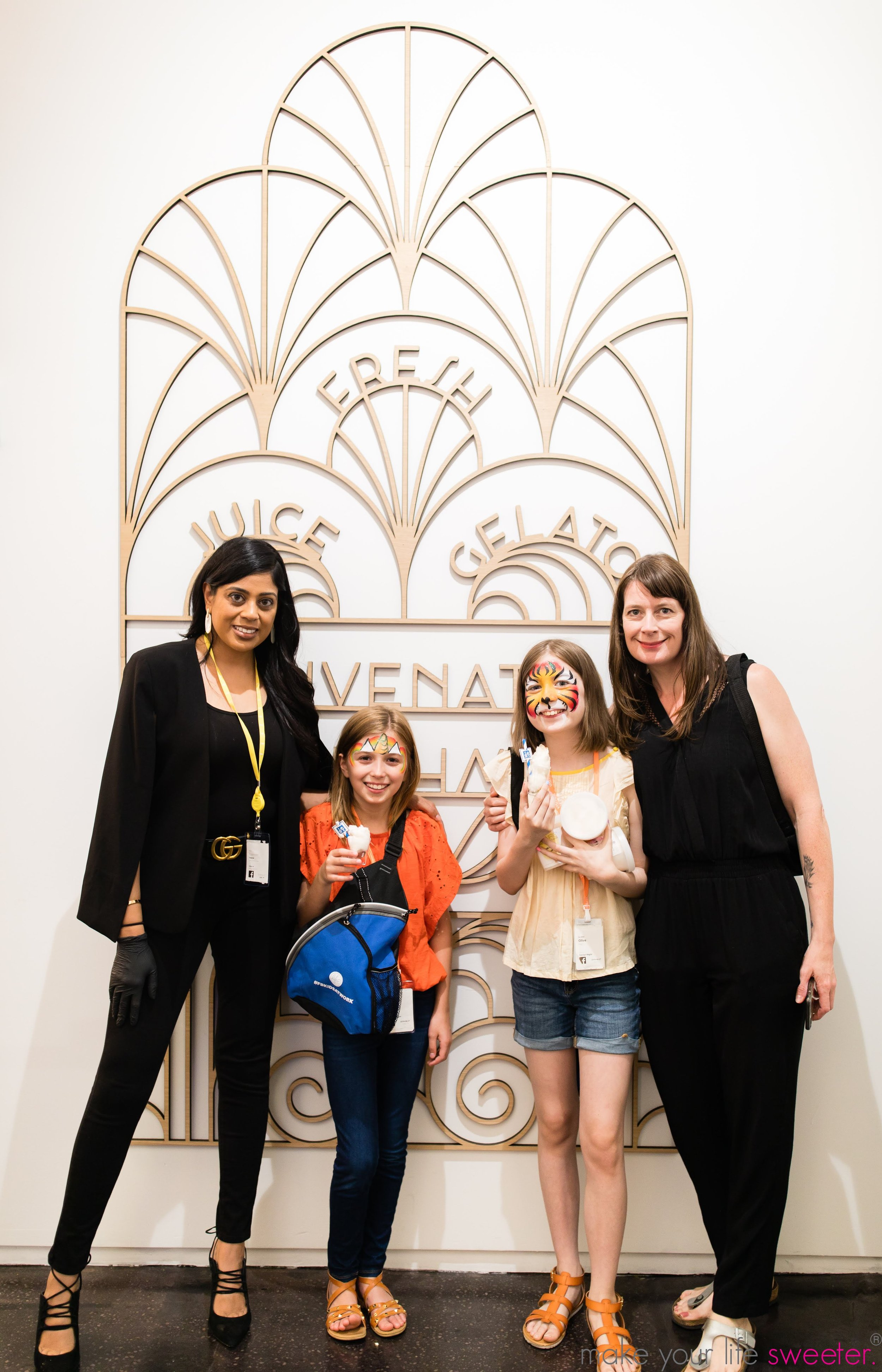 Make Your Life Sweeter Events - Facebook NYC Bring Your Kids to Work Day
