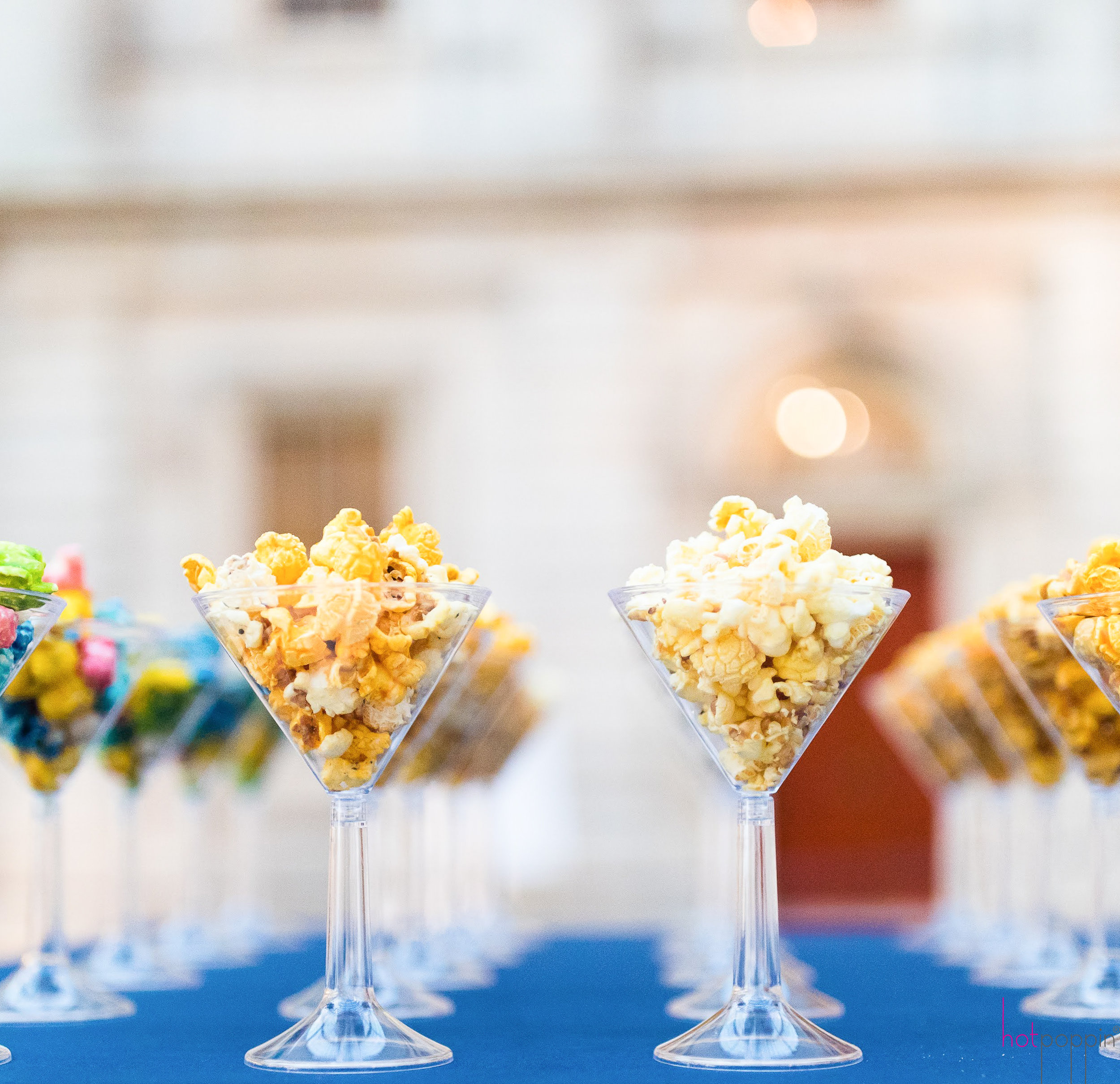 Make Your Life Sweeter Events - The Met Grand Tour - Hotpoppin Gourmet Popcorn Bar