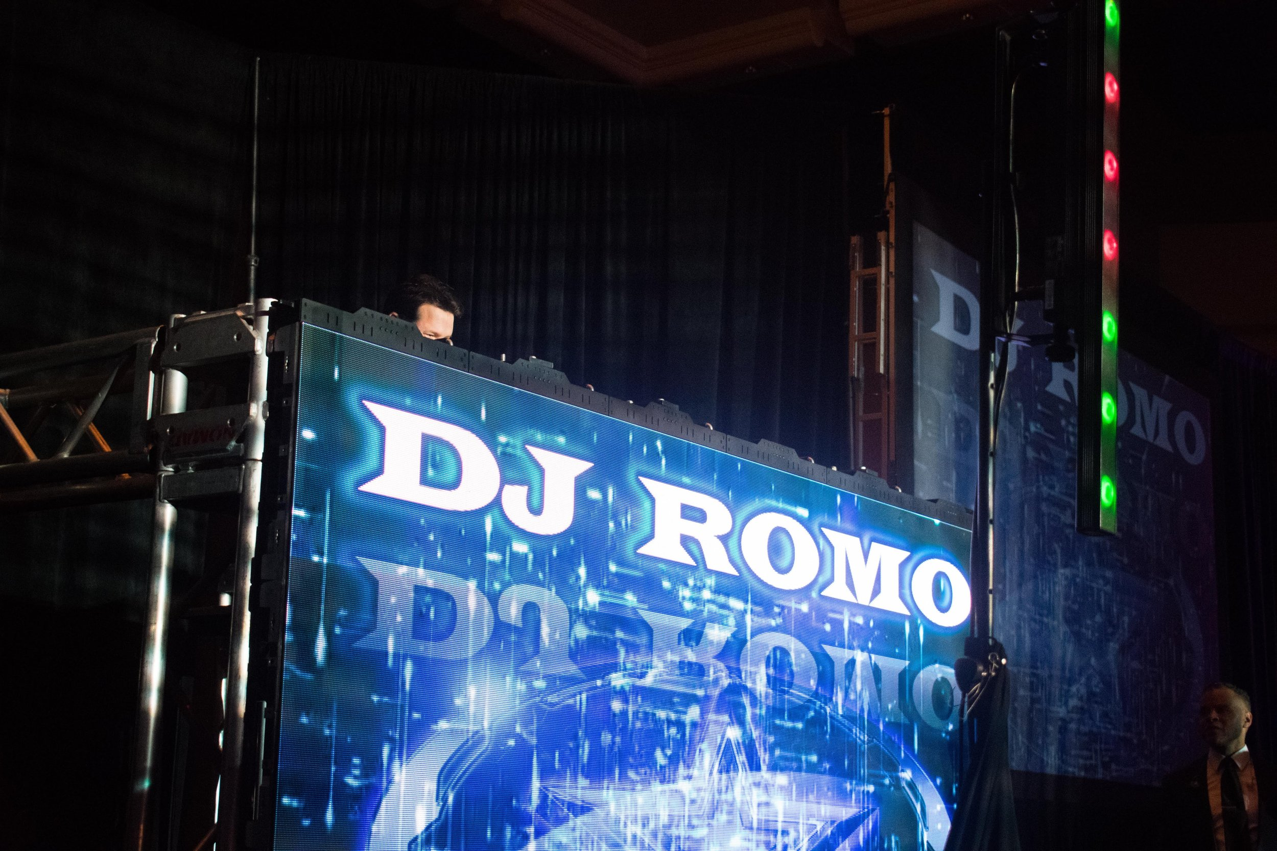 Make Your Life Sweeter Events - Children's Cancer Fund Gala - DJ Tony Romo