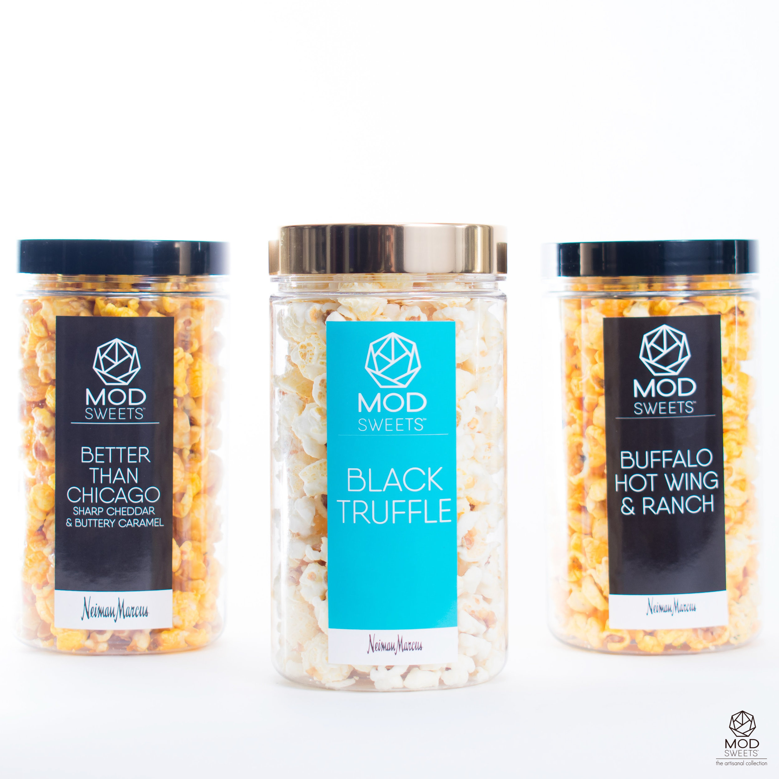 ModSweets - The Artisanal Collection - MOD 32oz. Gourmet Popcorn