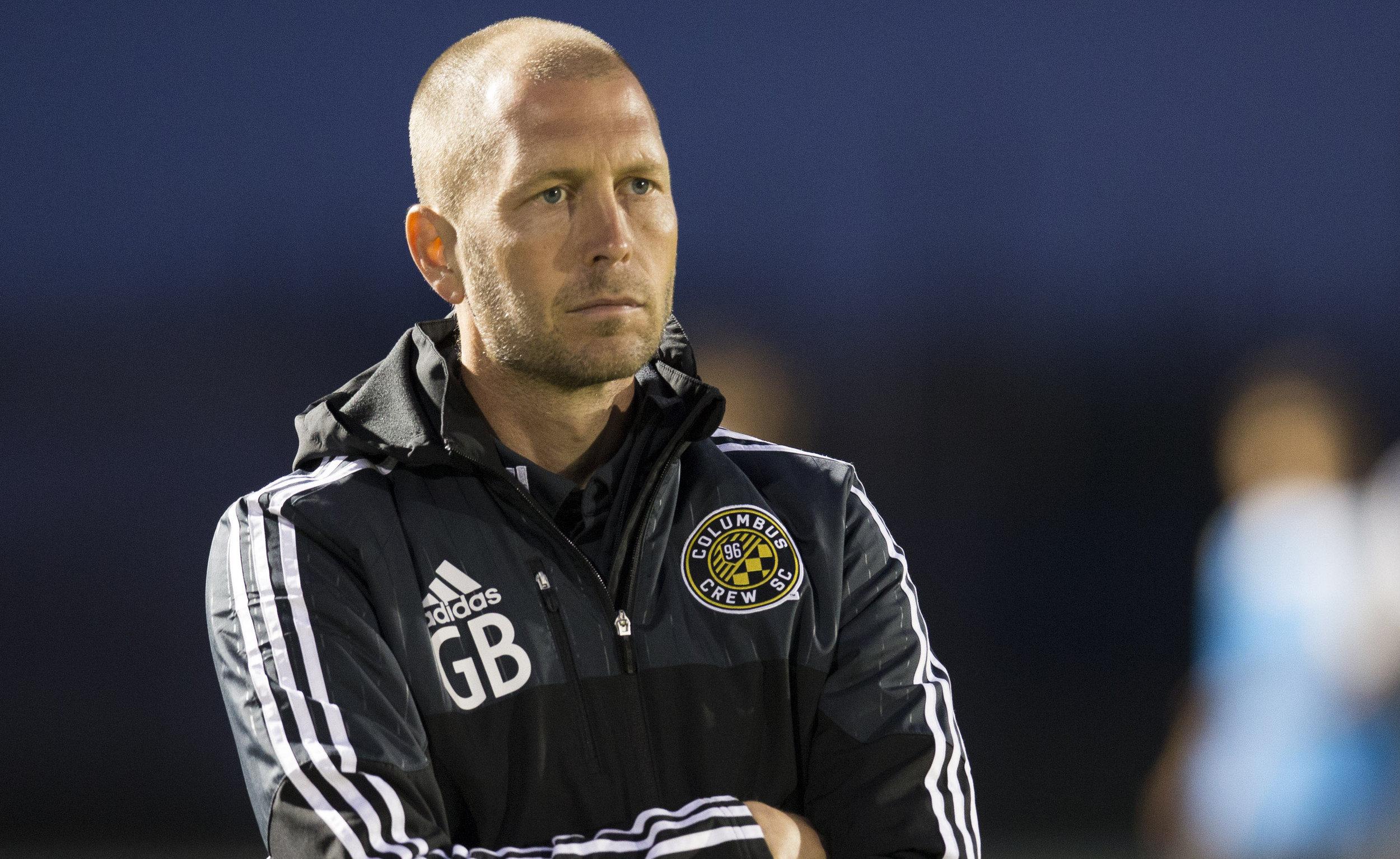 Gregg Berhalter - Columbus Crew SC