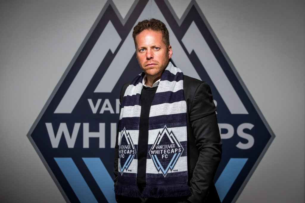 Keeping everyone equal: The Marc Dos Santos story -