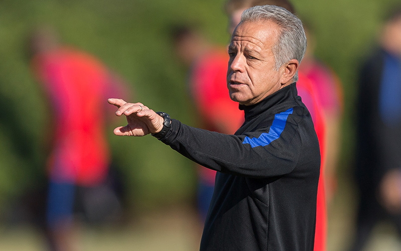 Dave Sarachan - North Carolina FC