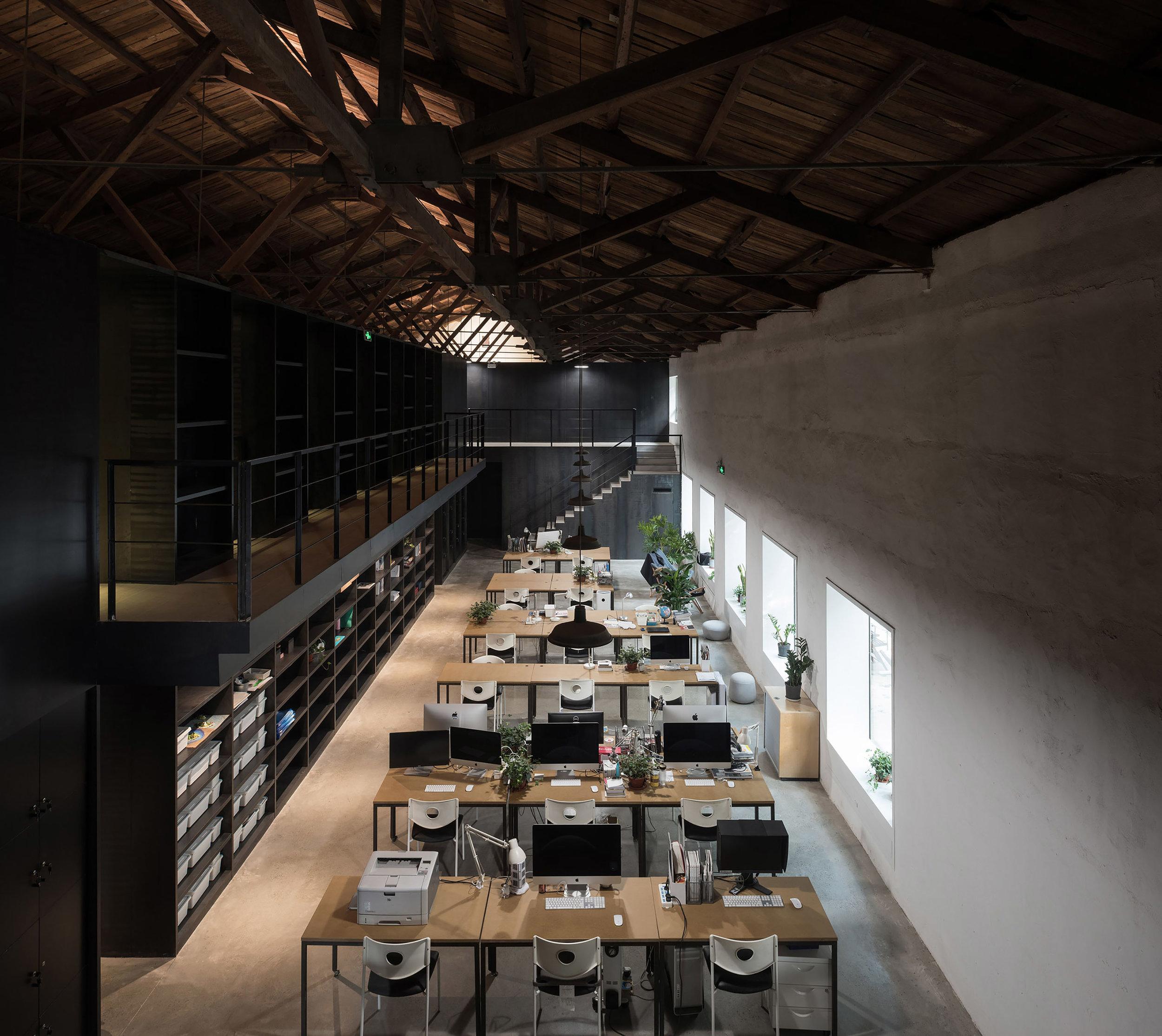 南侧办公区二层视野 south working area view from 2nd floor.jpg