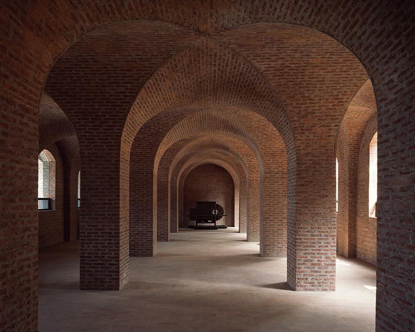 咖啡儲藏區十字拱?陳顥 Cross vaults of coffee storage space?Chen Hao.jpg
