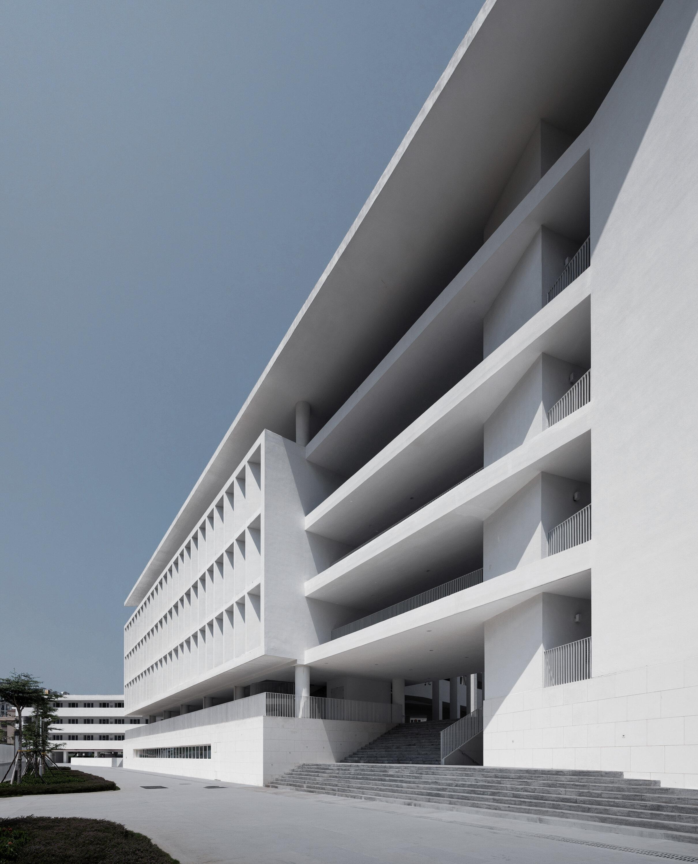02 教學樓西入口空間 ?是然建筑攝影 Teaching block west entrance ?Schran Images.jpg