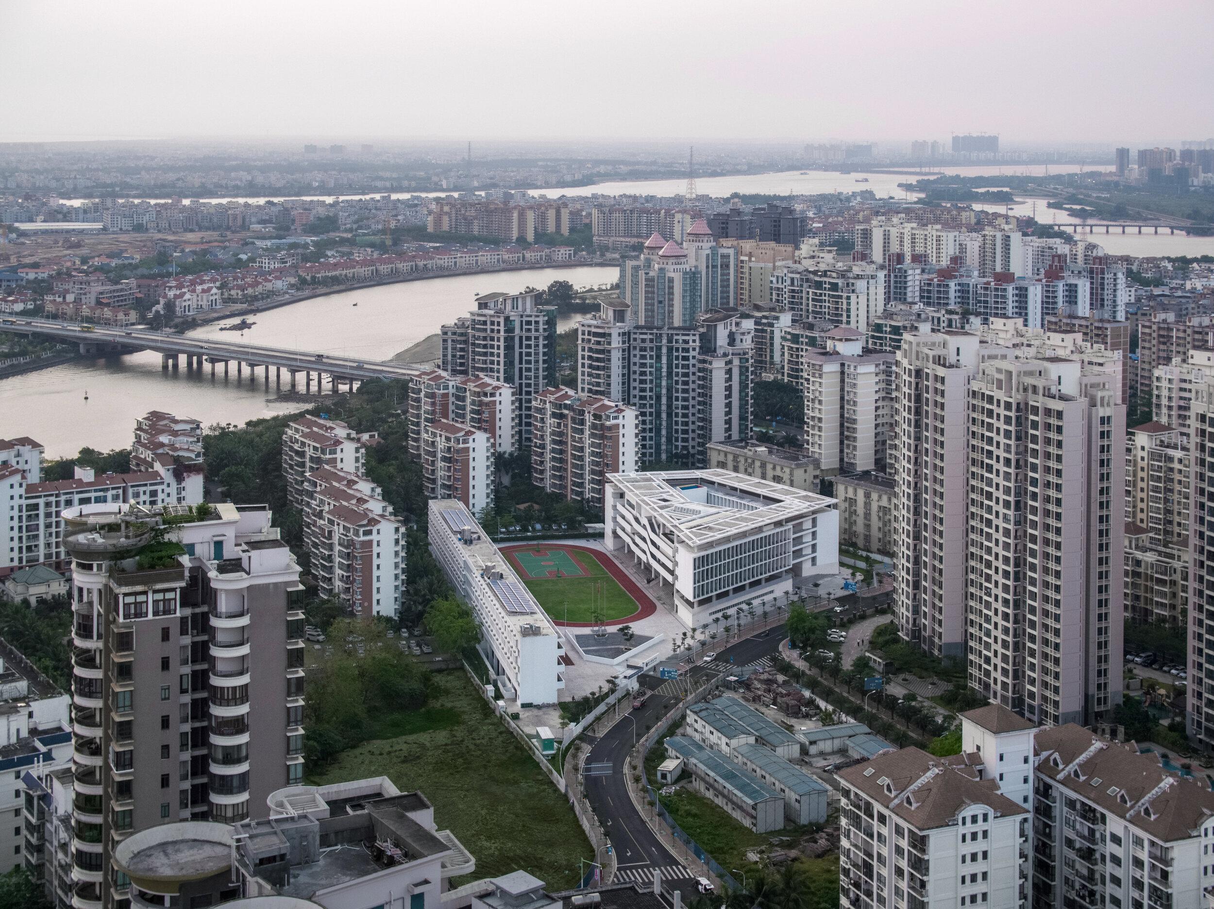 01 鳥瞰 ?是然建筑攝影  Aerial view ?Schran Images.jpg