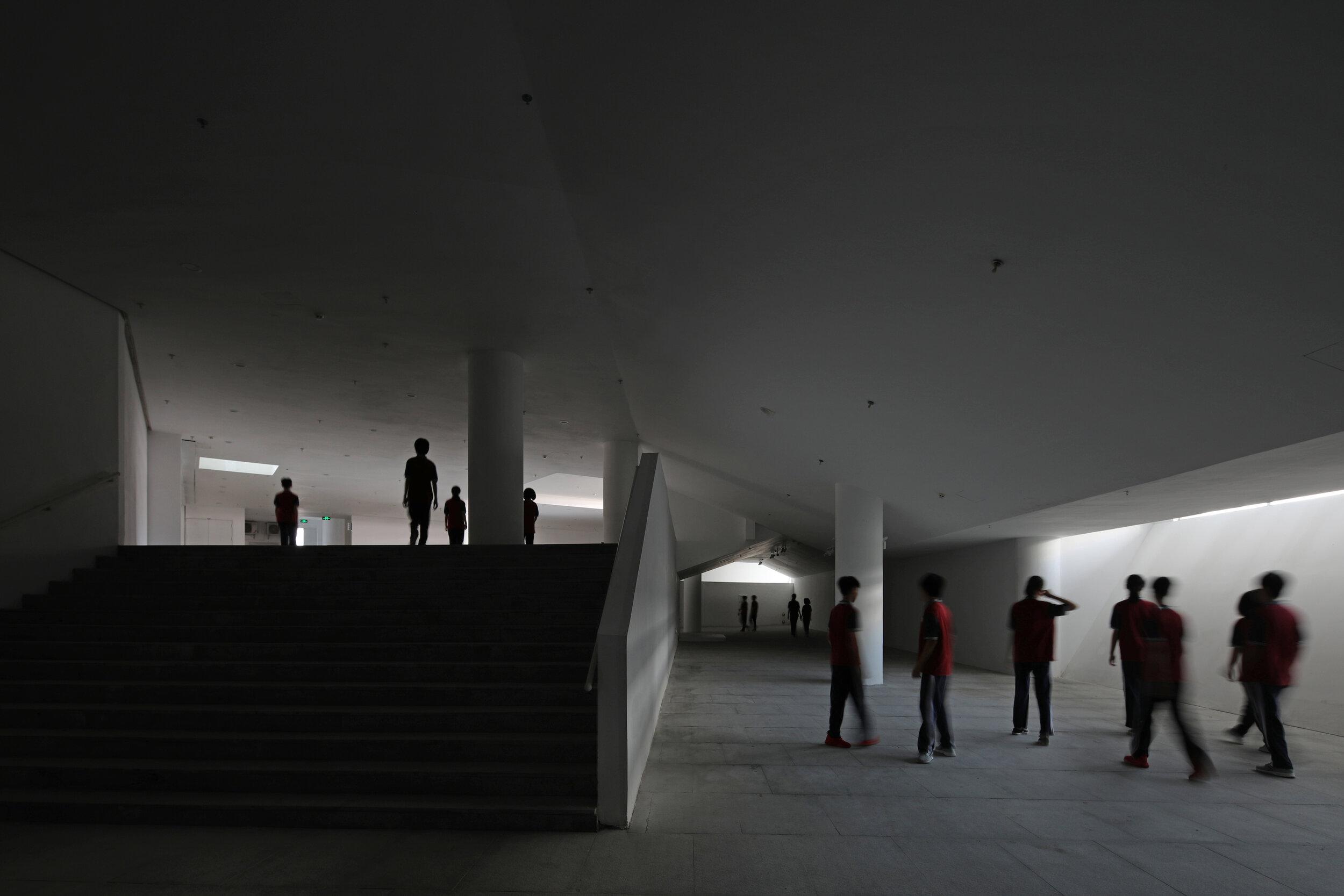 11 半地下展示與交流活動空間 ?是然建筑攝影  half-underground exhibition and communication space ?Schran Images.jpg