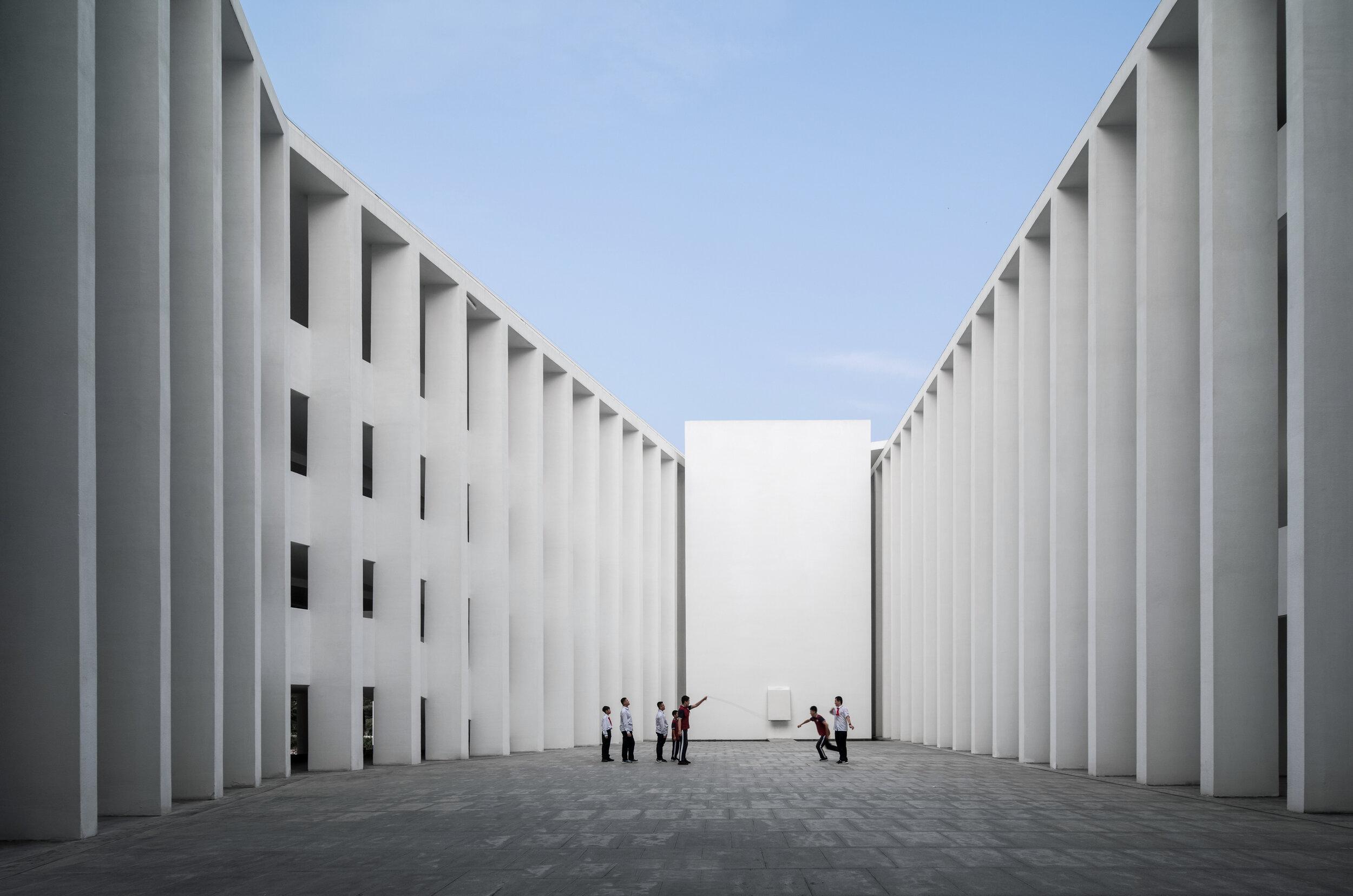 15 中心庭院 ?是然建筑攝影 Central courtyard  ?Schran Images.jpg