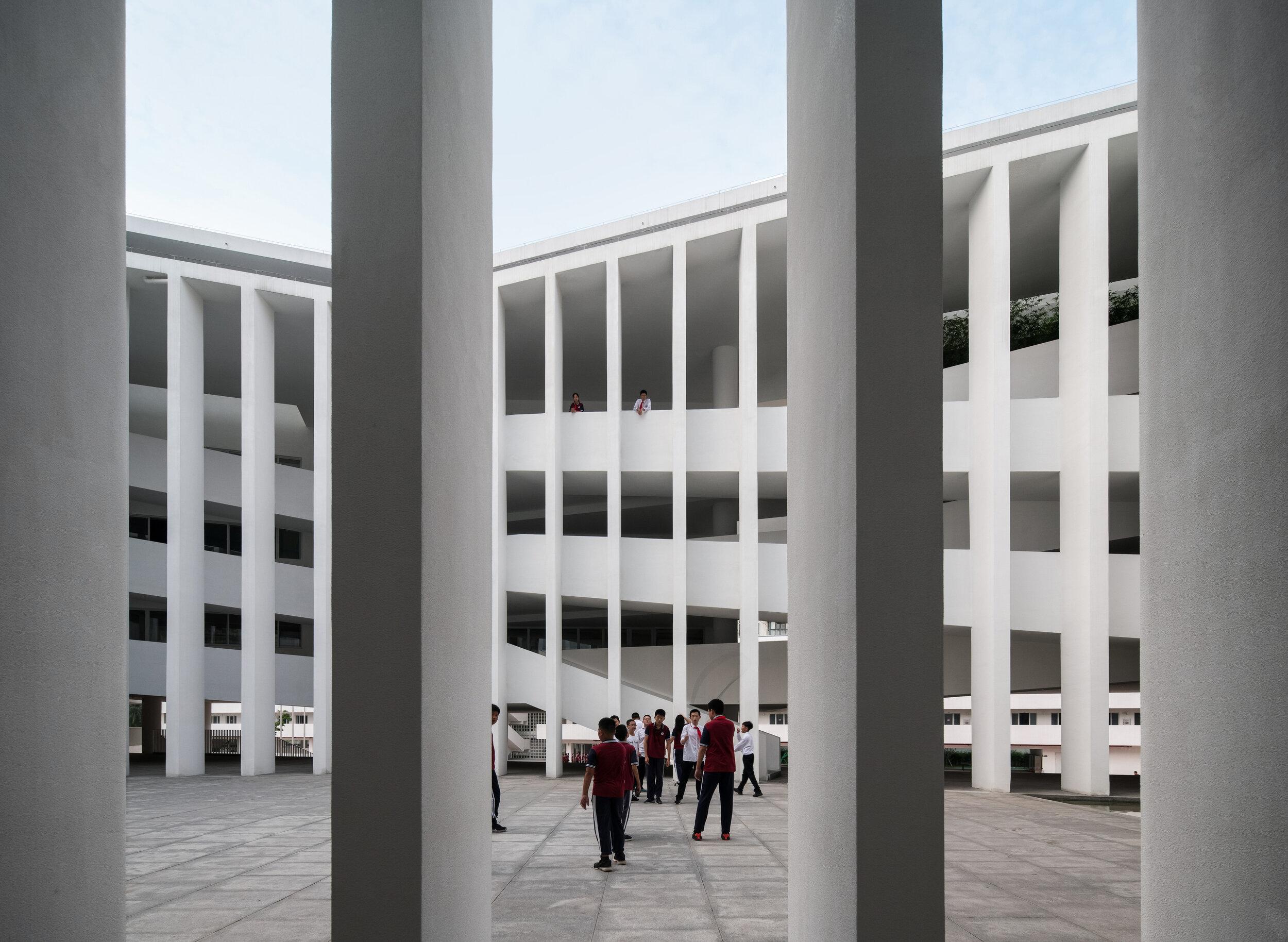 23 柱廊及漫游空間 ?是然建筑攝影 Colonnade and wandering space ?Schran Images.jpg