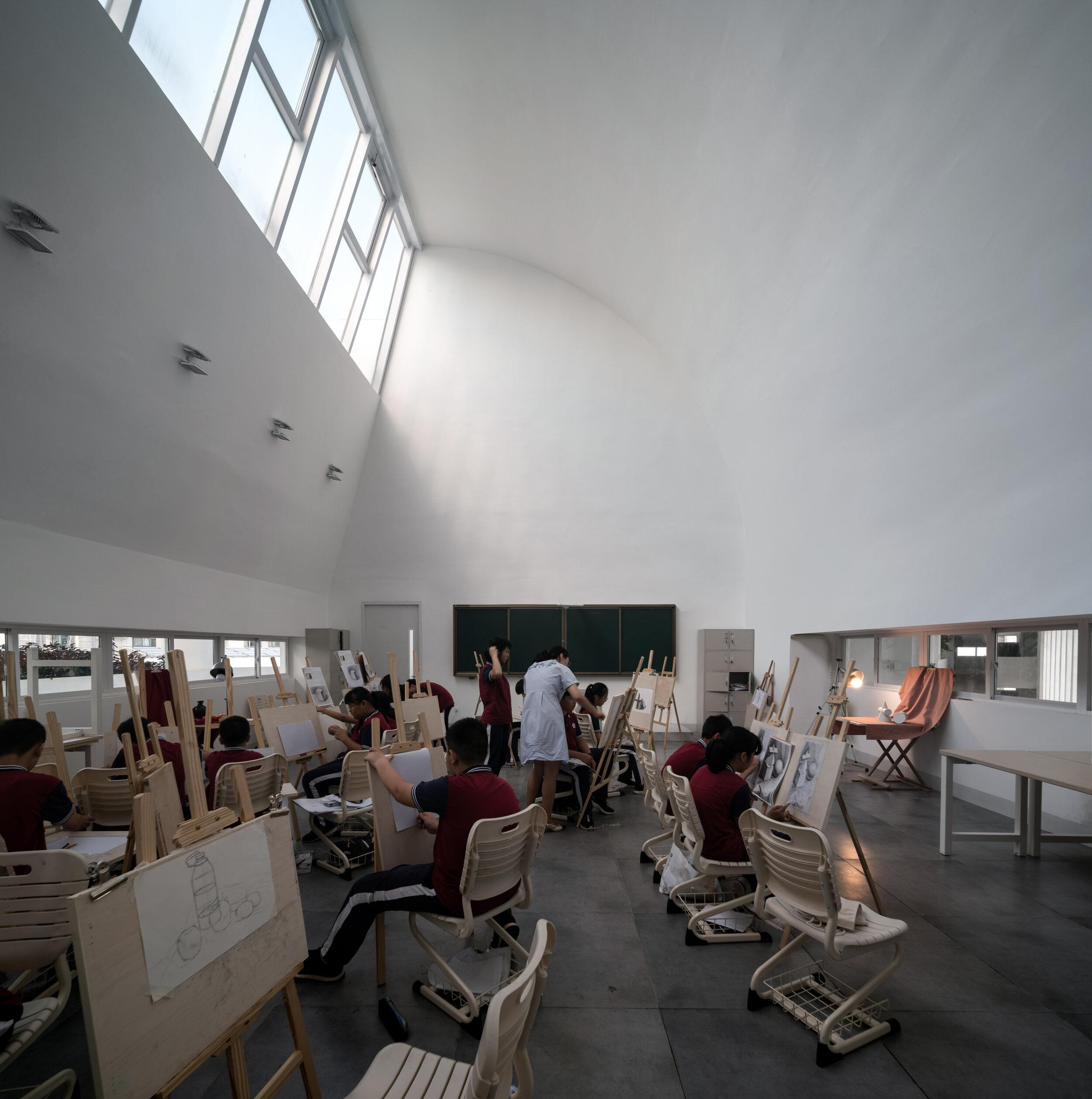 12 美術教室 ?是然建筑攝影  Art classroom ?Schran Images.jpg