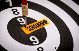 Target on Scholarships