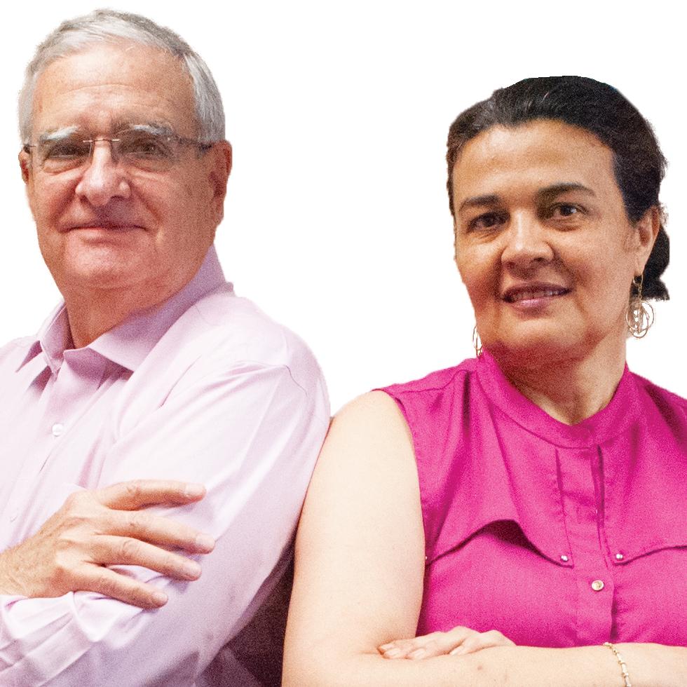 Tom & Ellie Vogel, Founders and Directors