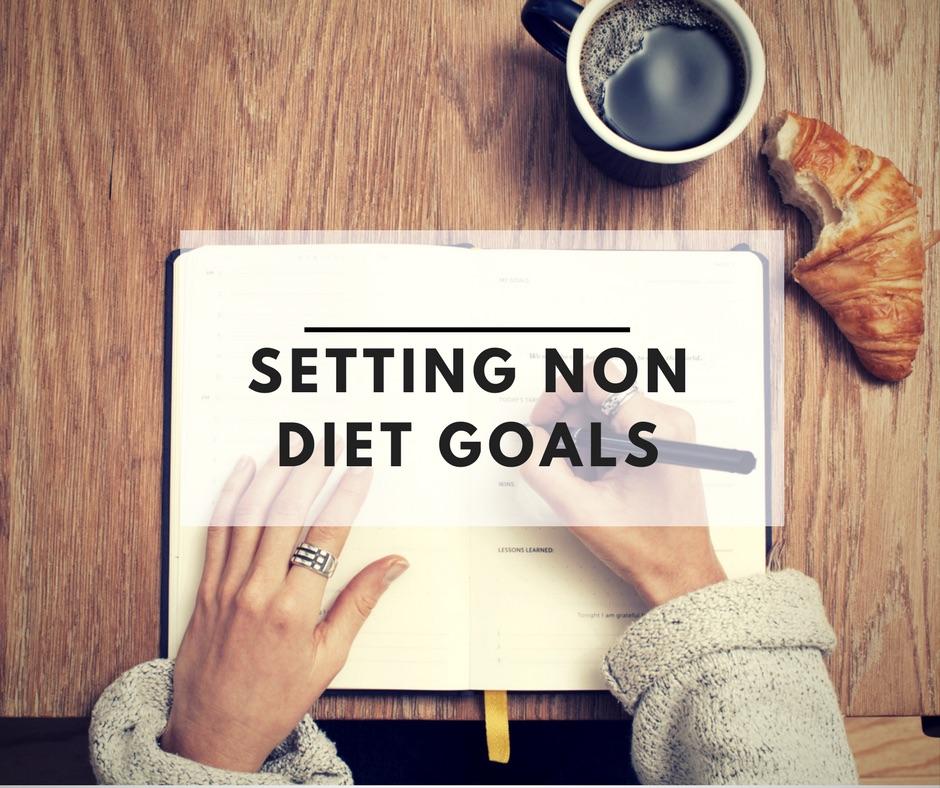 Non Diet Goals