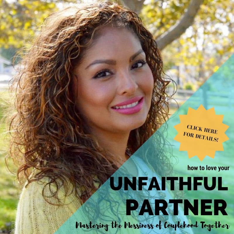 Alicia Taverner, LMFT - How to Love Your Unfaithful Partner    OCTOBER 13, 2016