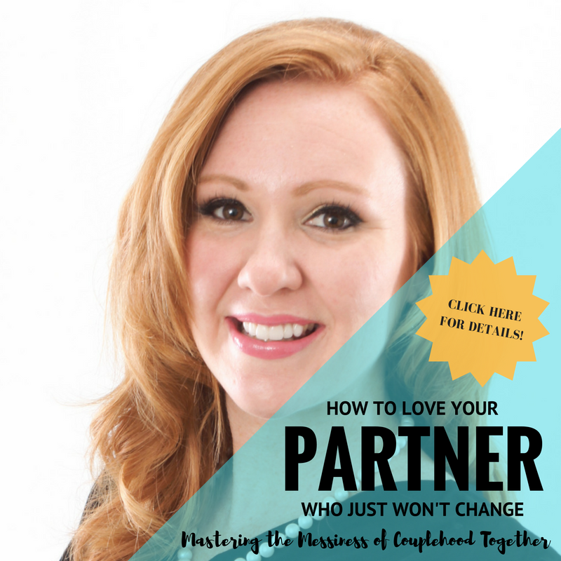 Dr. Anabelle Bugatti - How to Love Your Partner Who Just Won't Change    OCTOBER 25  , 2016