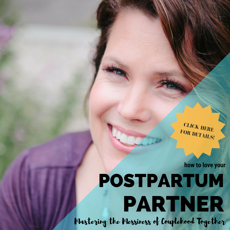 Catherine O' Brien, LMFT - How to Love Your Partner with Postpartum Depression    OCTOBER 19, 2016