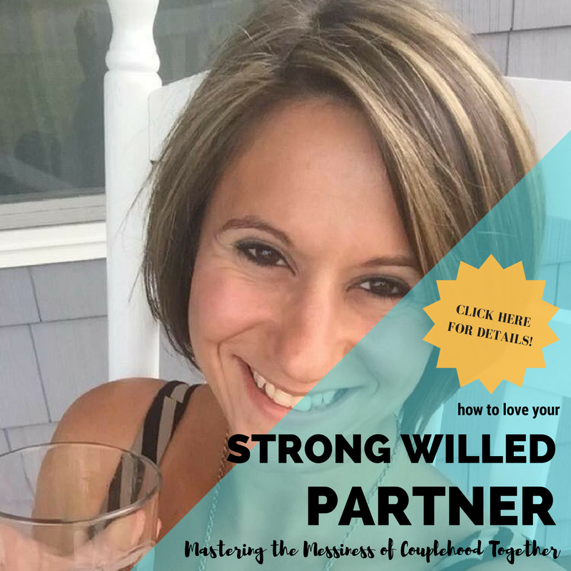 Dr. Jennelle Yopchick - How to Love Your Strong Willed Partner    OCTOBER 13, 2016