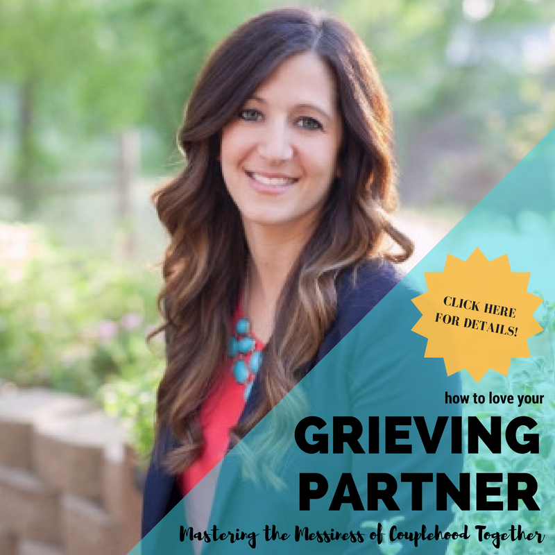 Dr. Kimberly Ciardella - How to Love Your Grieving Partner    OCTOBER 26  , 2016