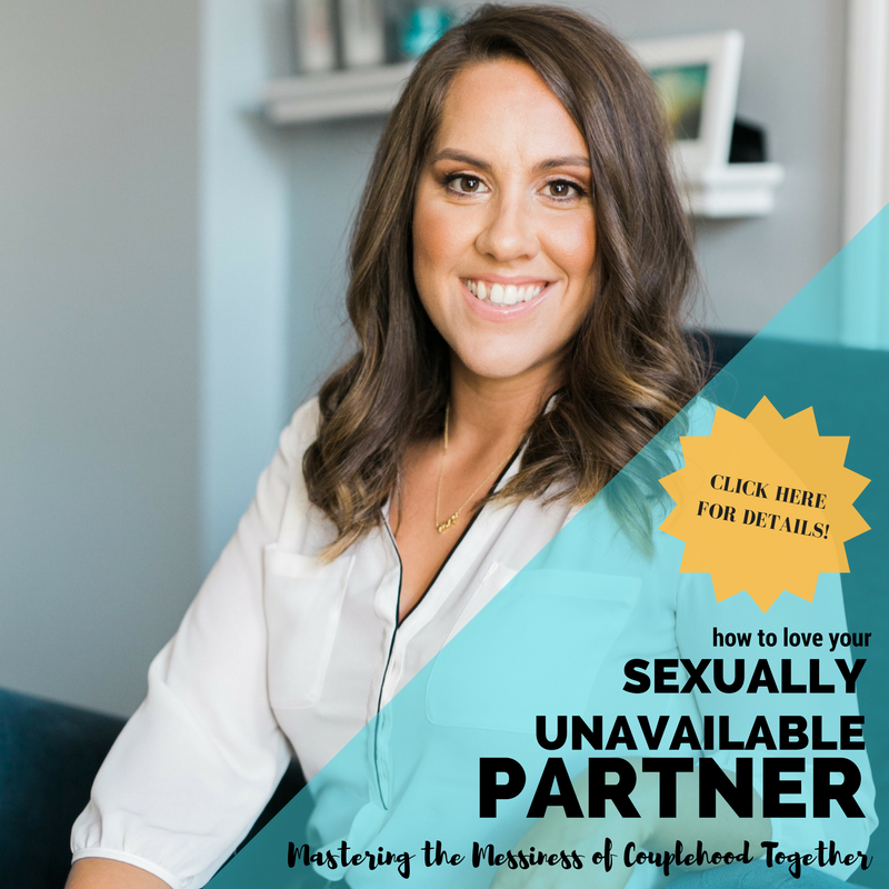 Dr. Lily Zehner - How to Love Your Sexually Unavailable Partner    OCTOBER 12, 2016