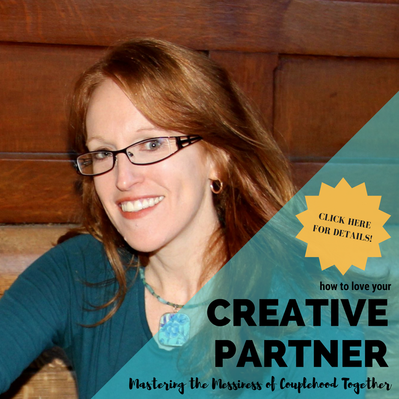 Marisa Goudy - How to Love Your Creative Partner    OCTOBER 21  , 2016