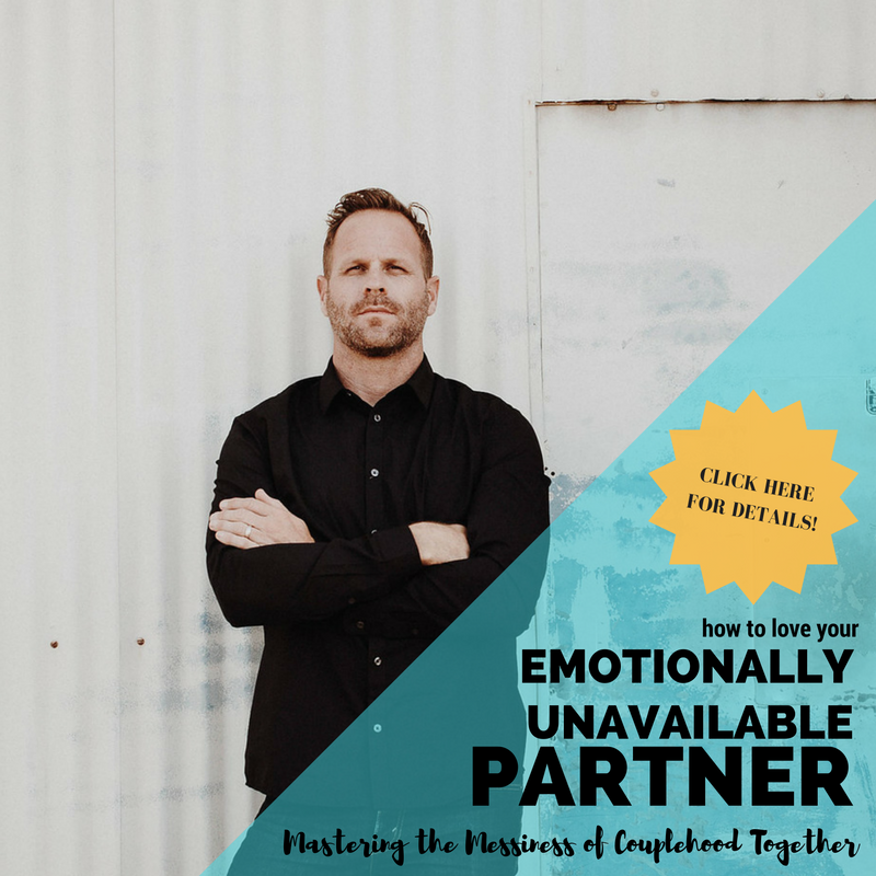 Quentin Hafner, LMFT - How to Love Your Emotionally Unavailable Man    OCTOBER 14, 2016