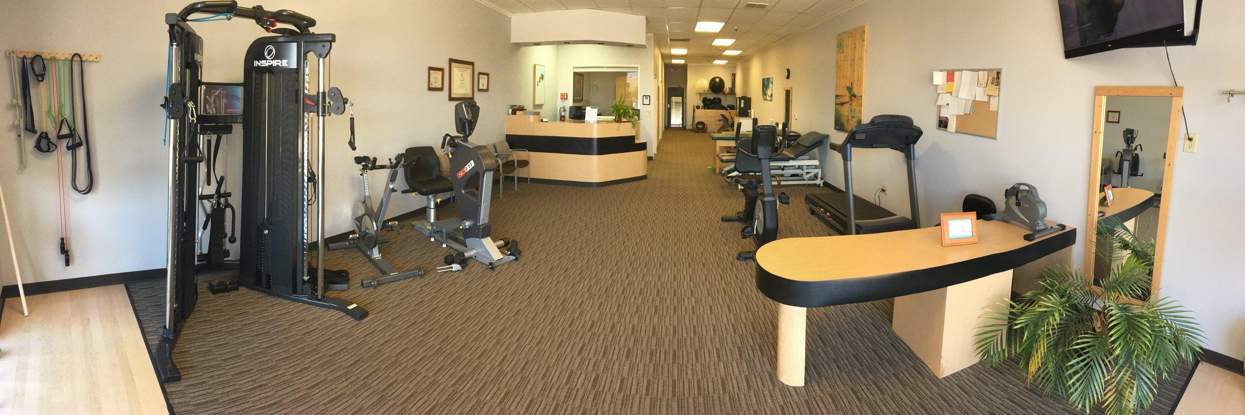 our clinic in granite bay, california