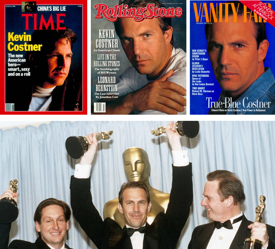 CURIOUS CASE OF KEVIN COSTNER — LIFE IS A CINEMA