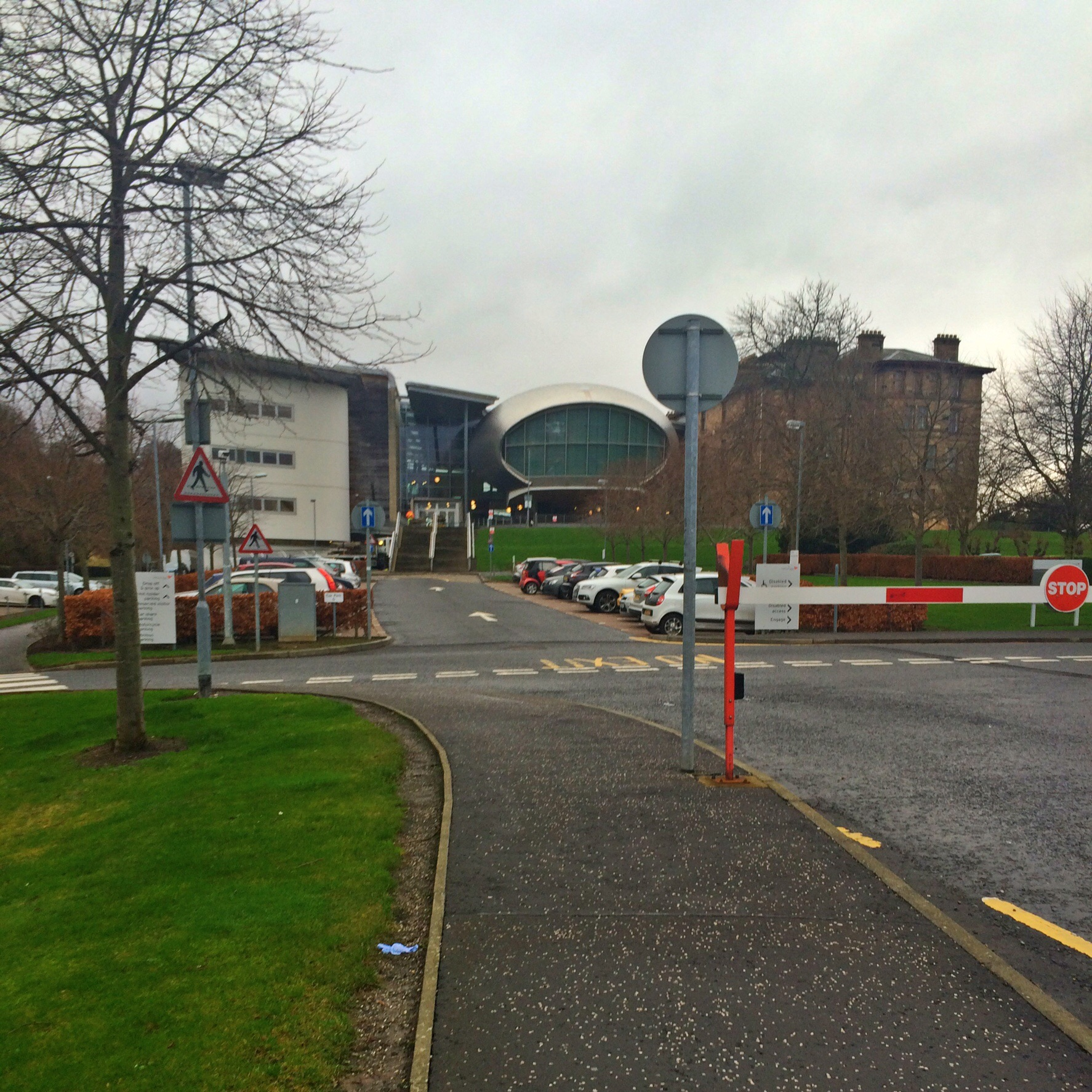 The Craiglockhart campus at Edinburgh Napier University.