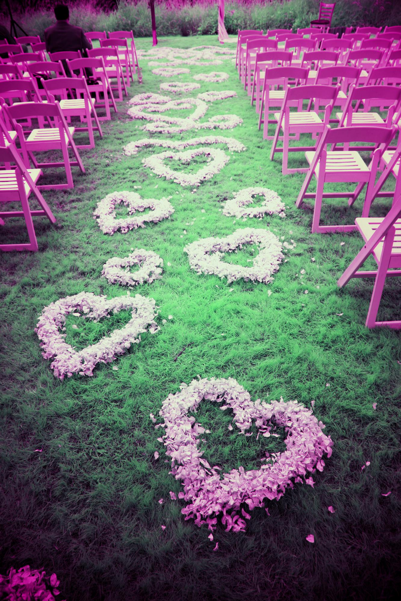 Eugene Wedding beautiful flowers photographers