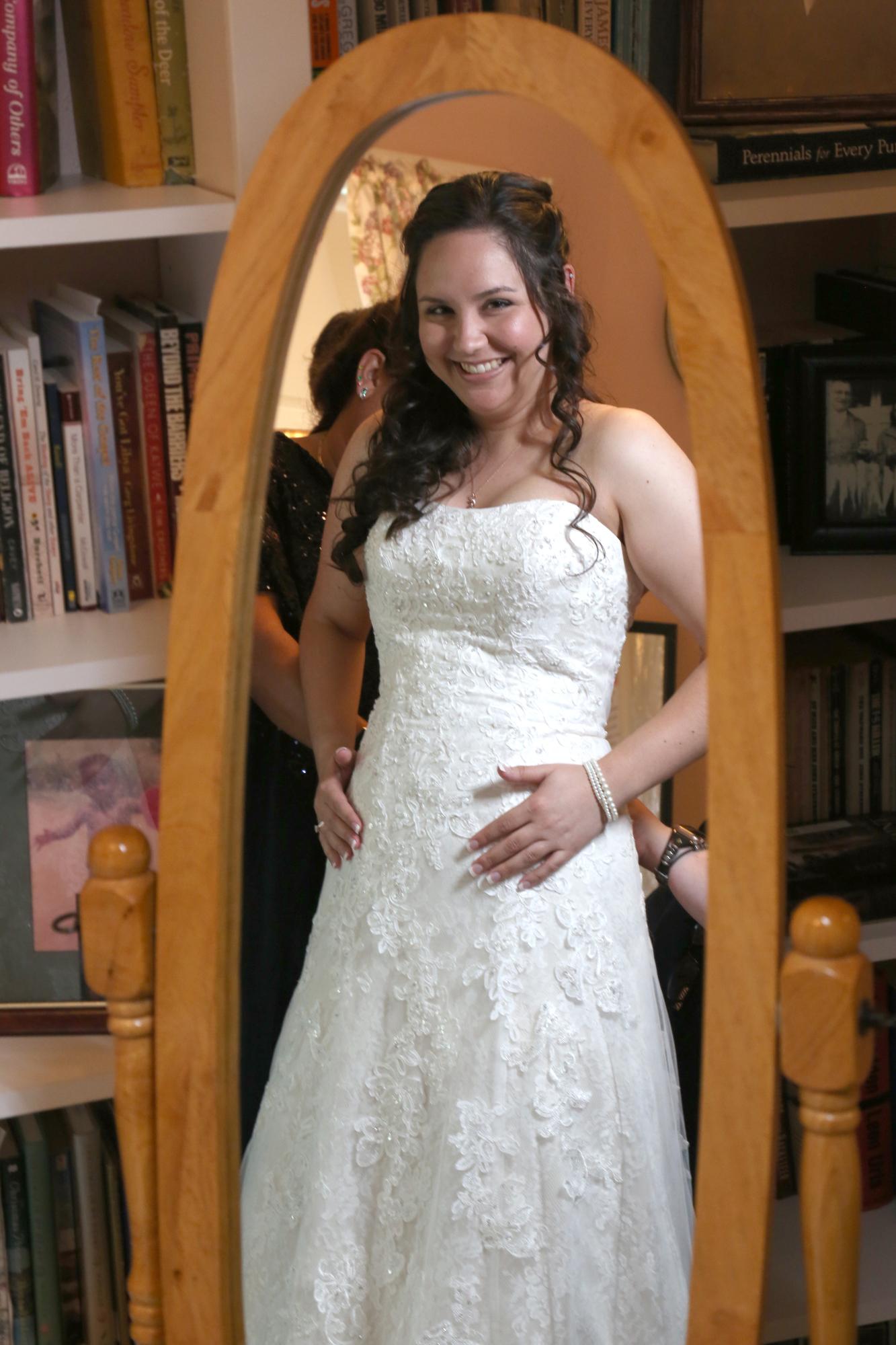 Bride photographs Eugene Oregon