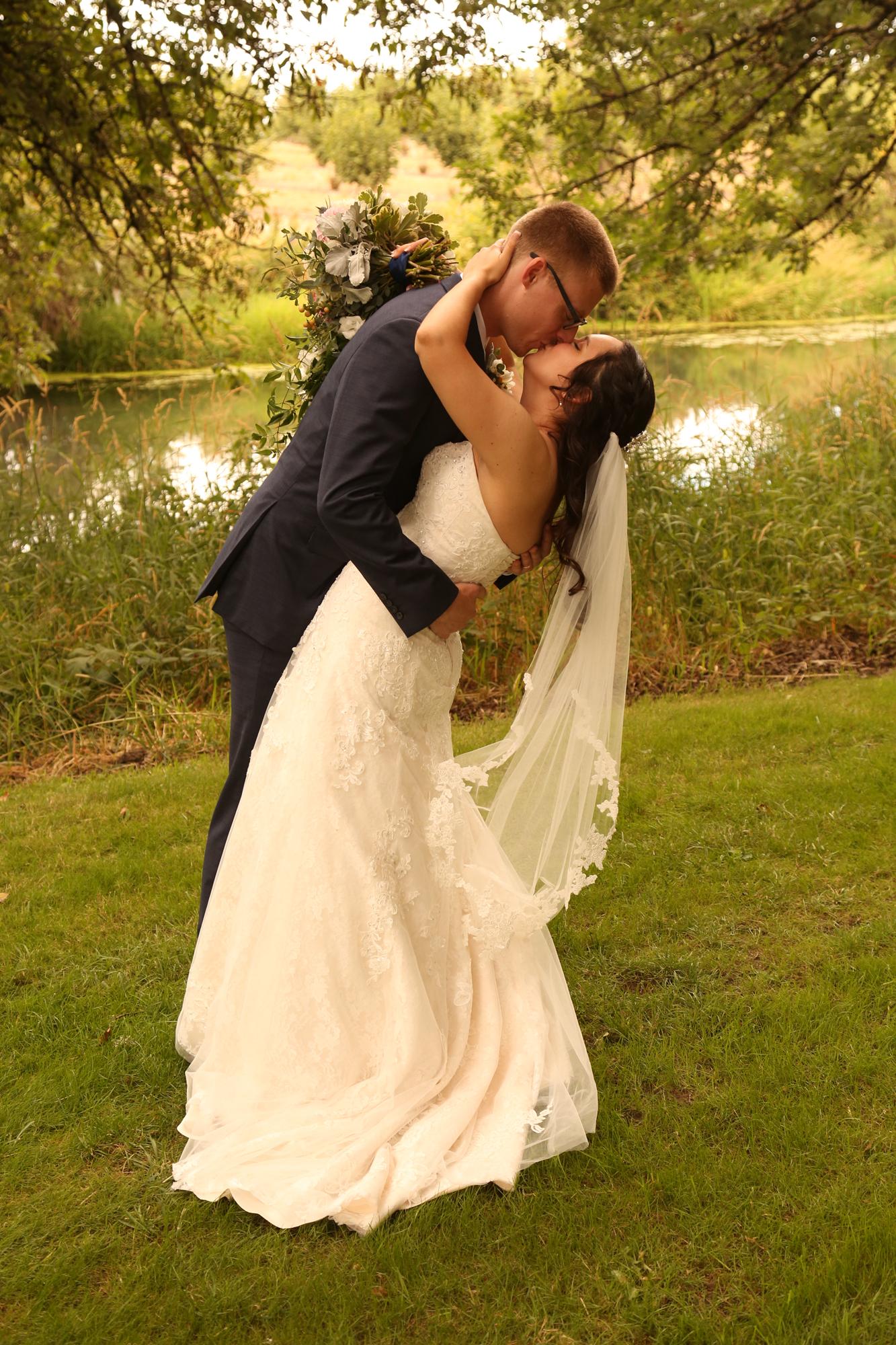 First Kiss weddings