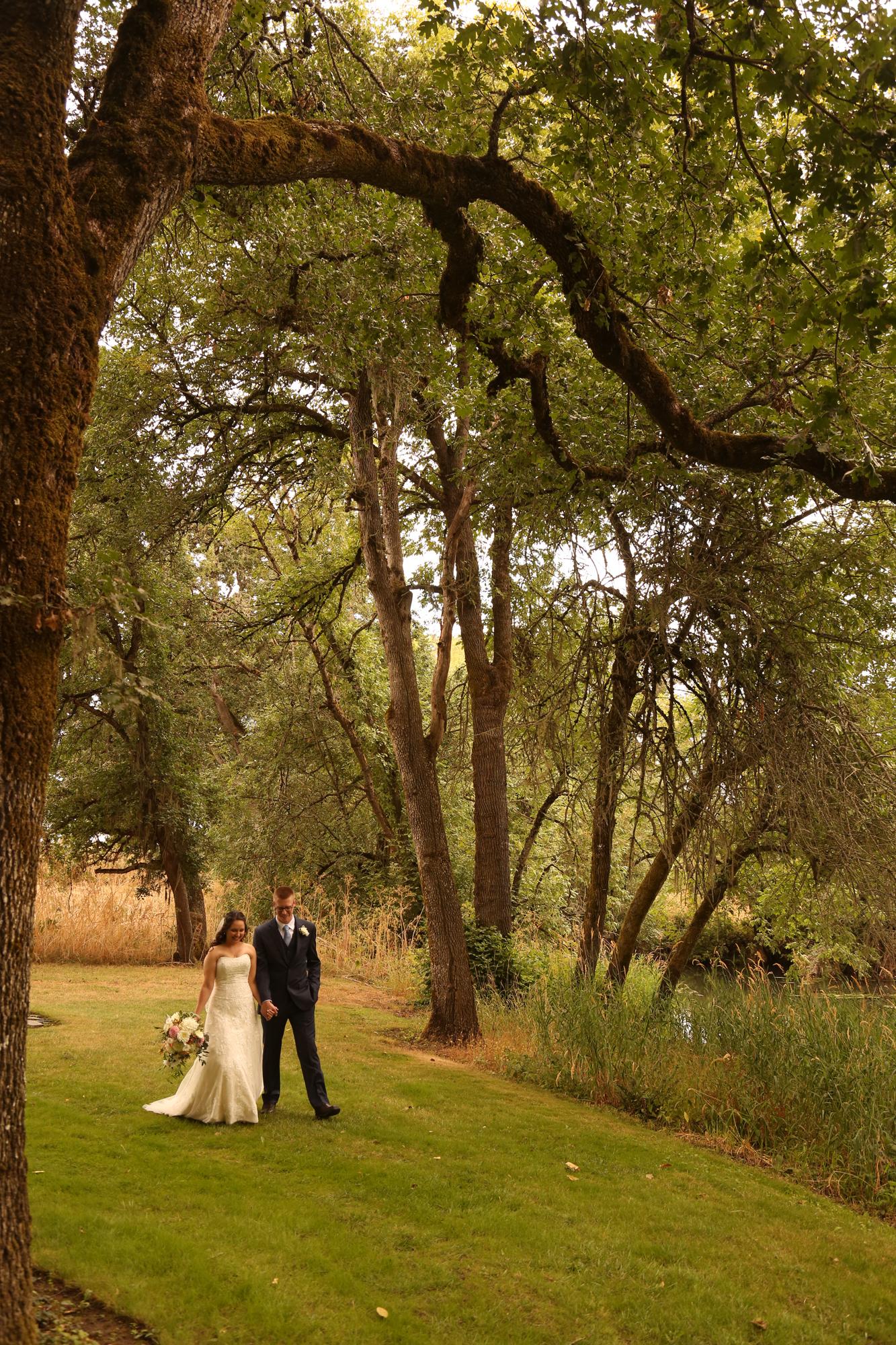 Eugene Oregon wedding photographer