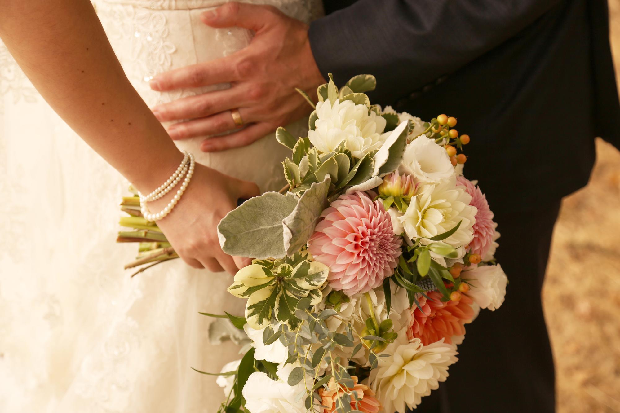 wedding bouquets photographs