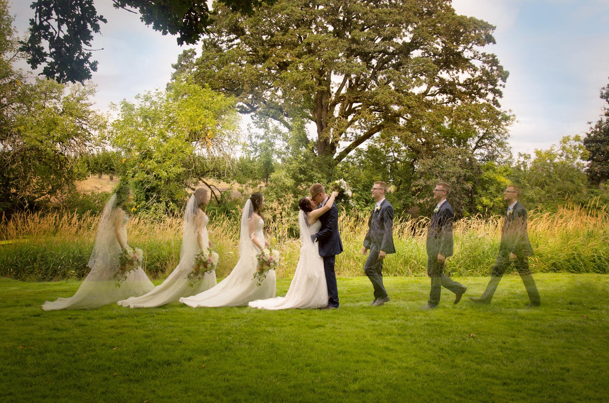 Unique wedding professional photographer ideas