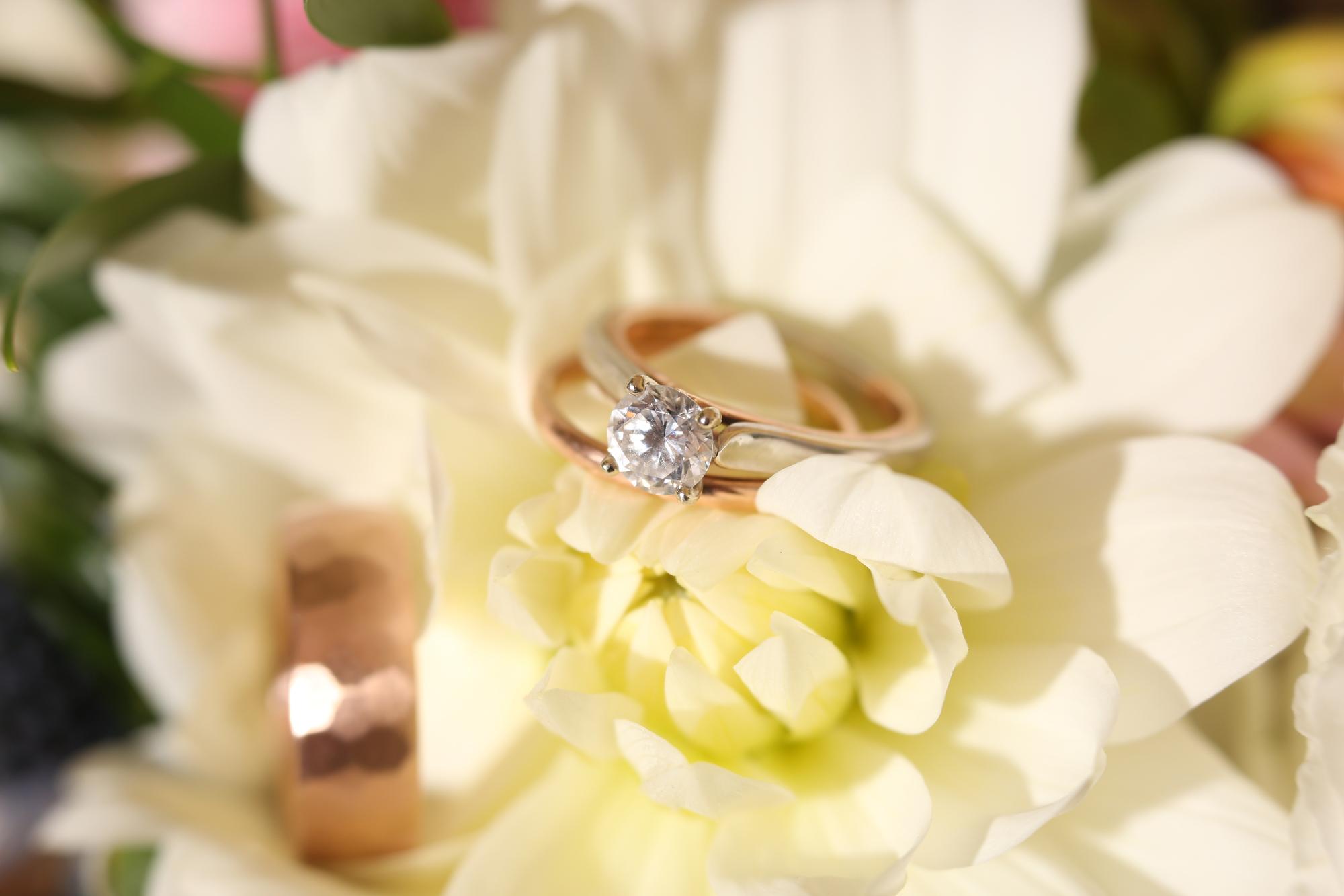 ring photos weddings