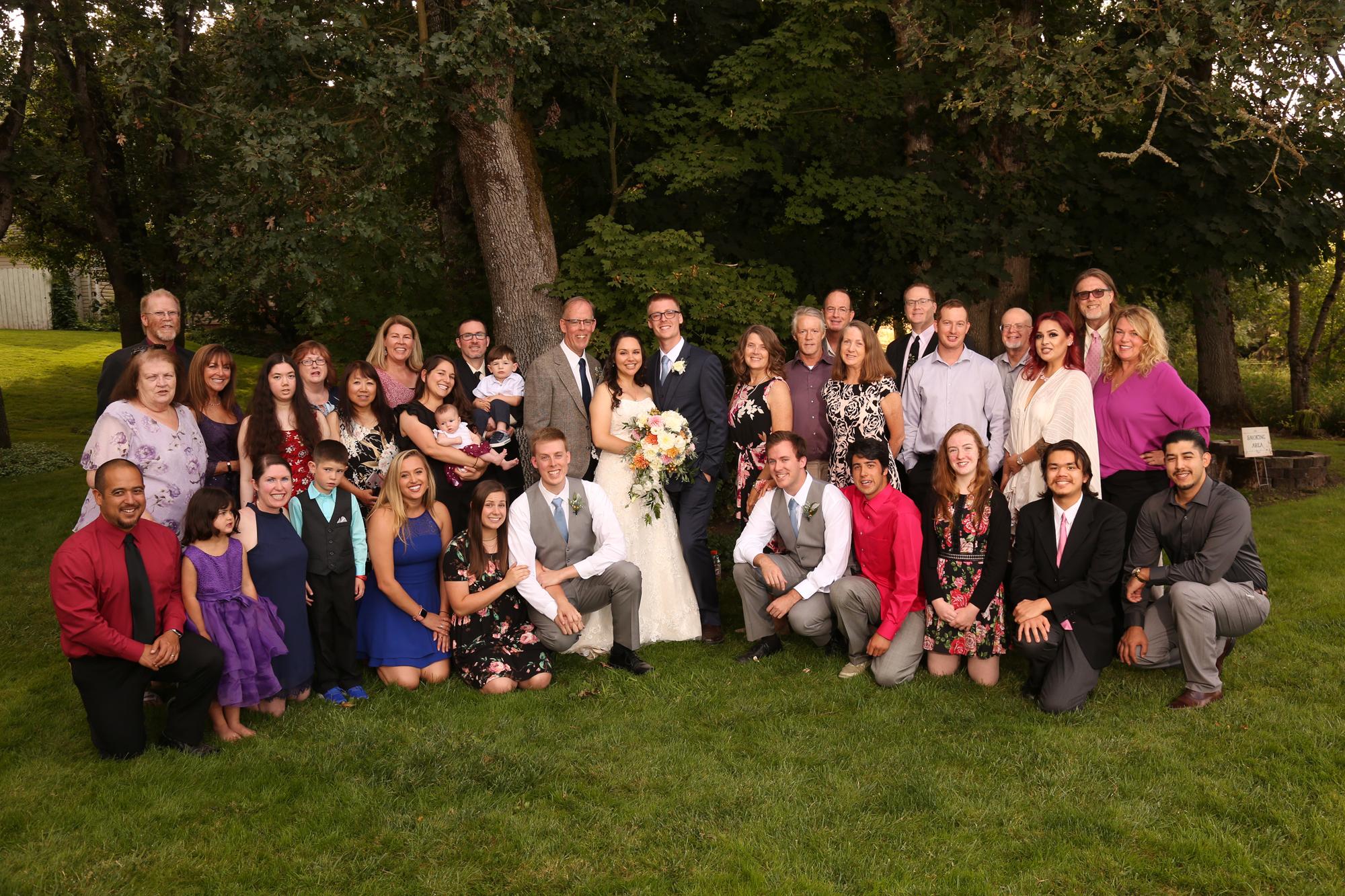 Family portraits photography eugene Oregon