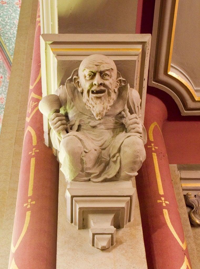 Saint Francis de Sales Oratory, Saint Louis, Missouri - Holy Thursday, grotesque.jpg