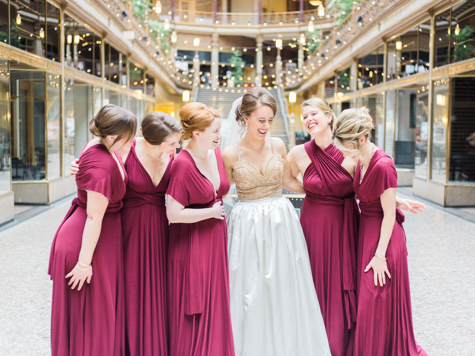 Hyatt at the Arcade, Arcade wedding, Cleveland Ohio, Cleveland Photographer, Cleveland Wedding, Matt Erickson Photography